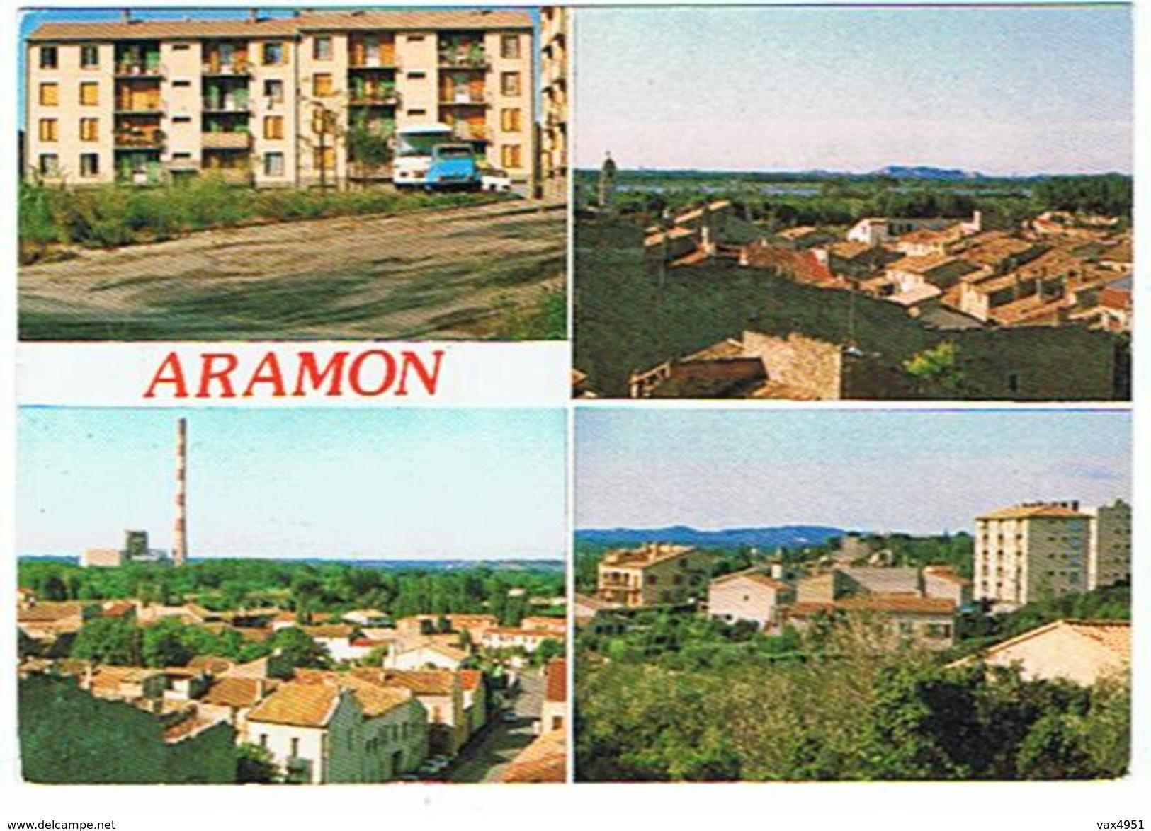 ARAMON   MULTIVUES  HLM LES PALMES  HLM LA GRAVE    ****A   SAISIR  ***** - Aramon