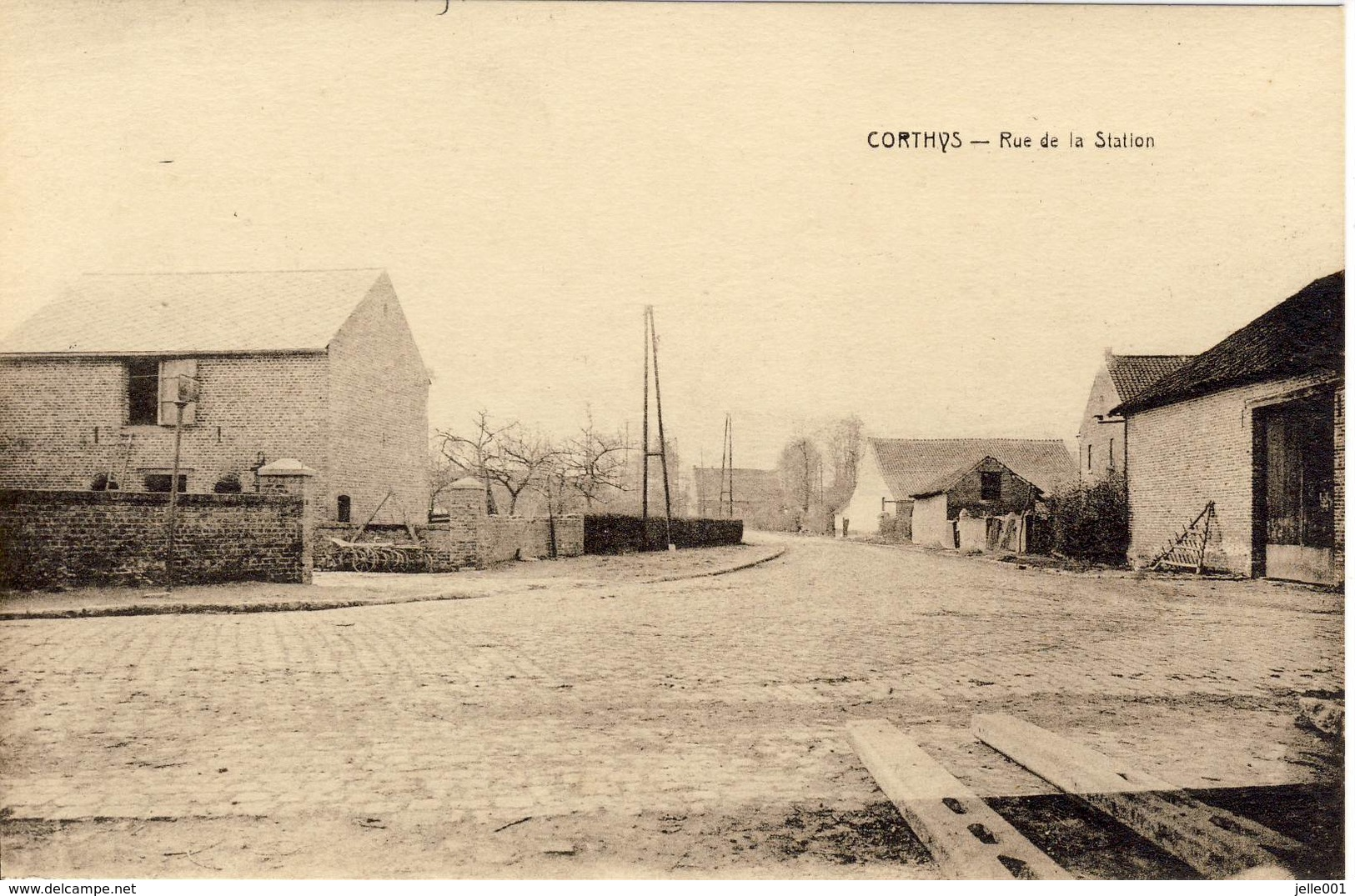 Corthys Gingelom Rue De La Station - Gingelom