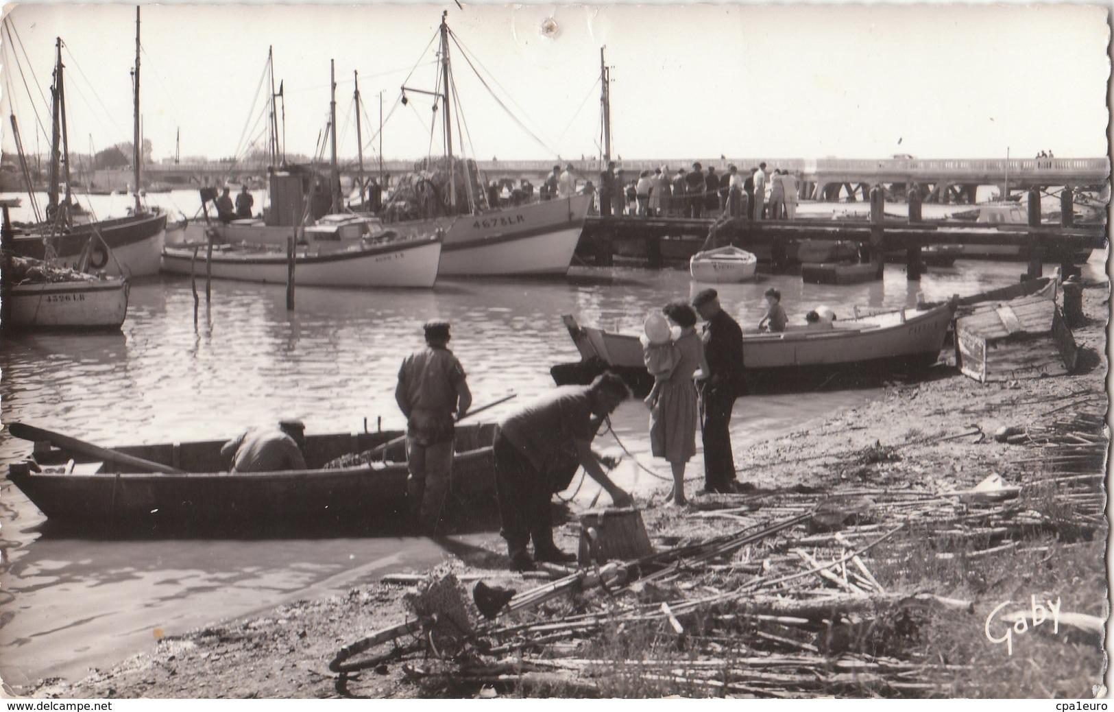 L'AIGUILLON - LA FAUTE SUR MER   ( 85 ) Le Port - Other Municipalities