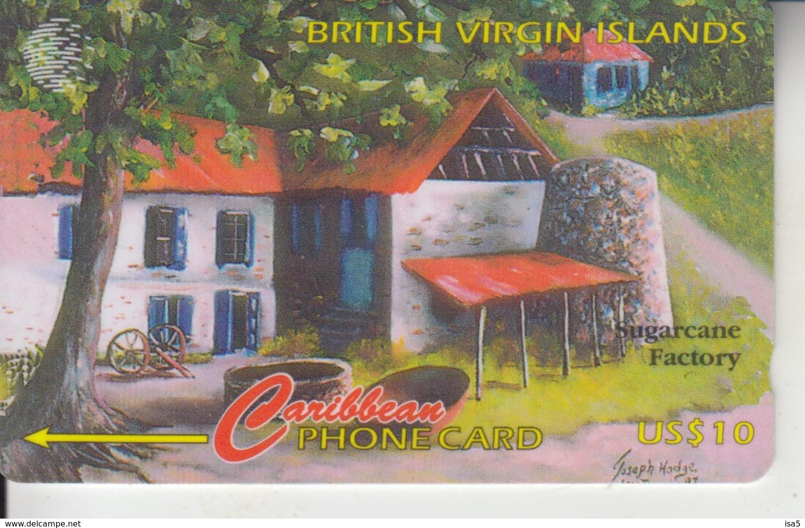 ILES VIERGES - BRITISH VIRGIN ISLAND - Vierges (îles)