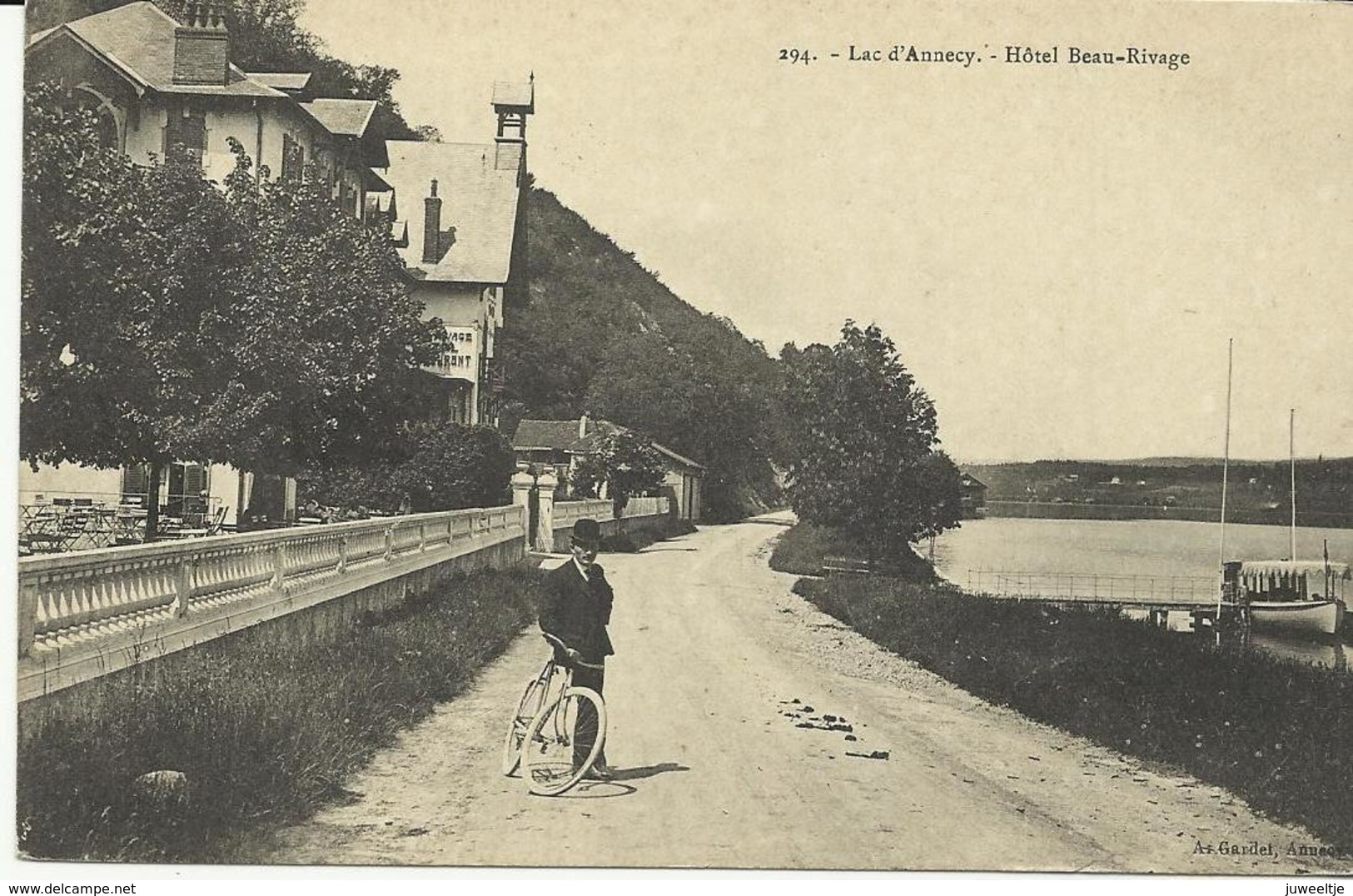 Lac D'Annecy Hotel Beau Rivage  (4648) - Annecy