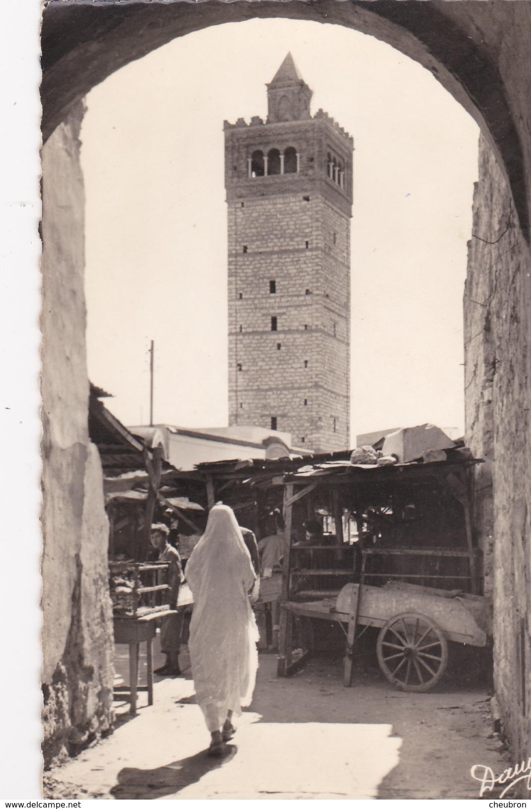 TUNISIE. BIZERTE. LA MOSQUEE. ÉCRITE ANNÉE 1956 - Tunesien