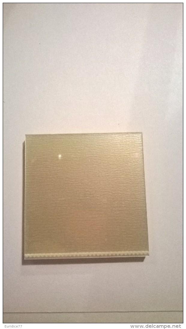 Filoestuches Transparentes - Paquete De 50 - Medidas 38x34 Milimetros - Bolsillos