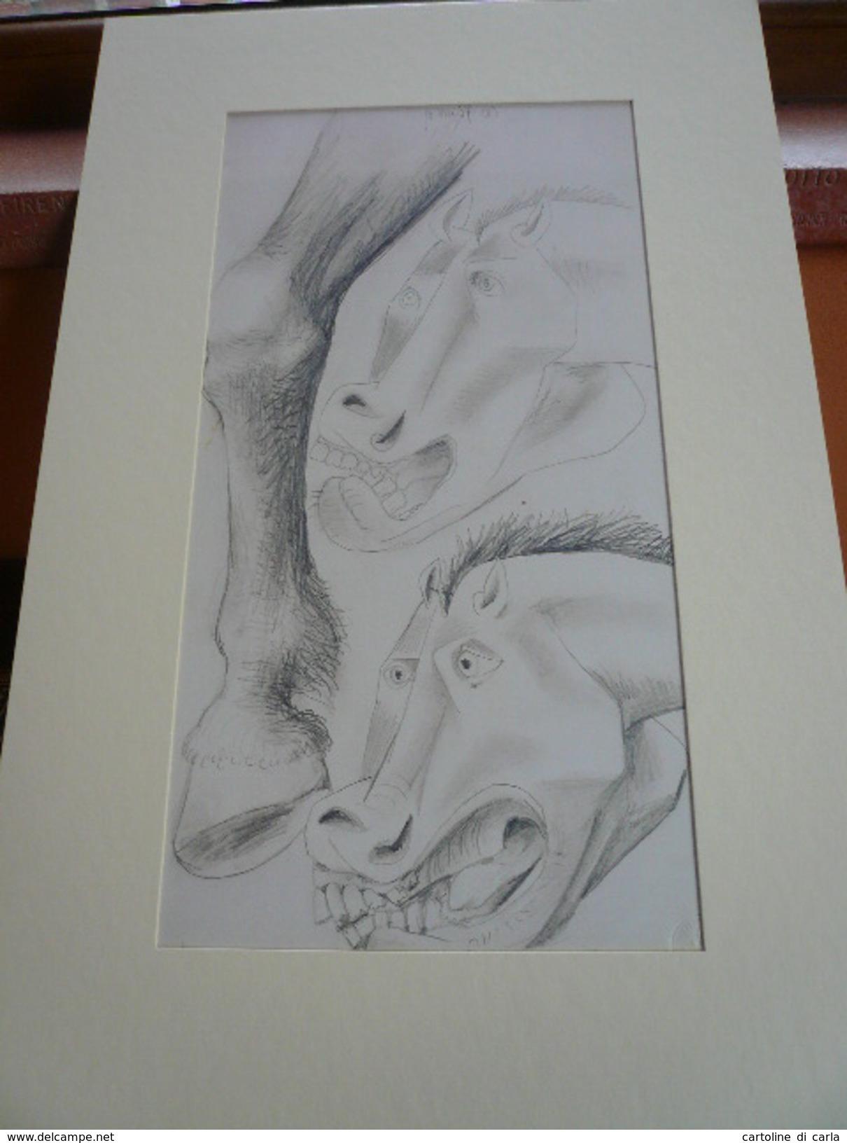 PICASSO GUERNICA #1 - Arte