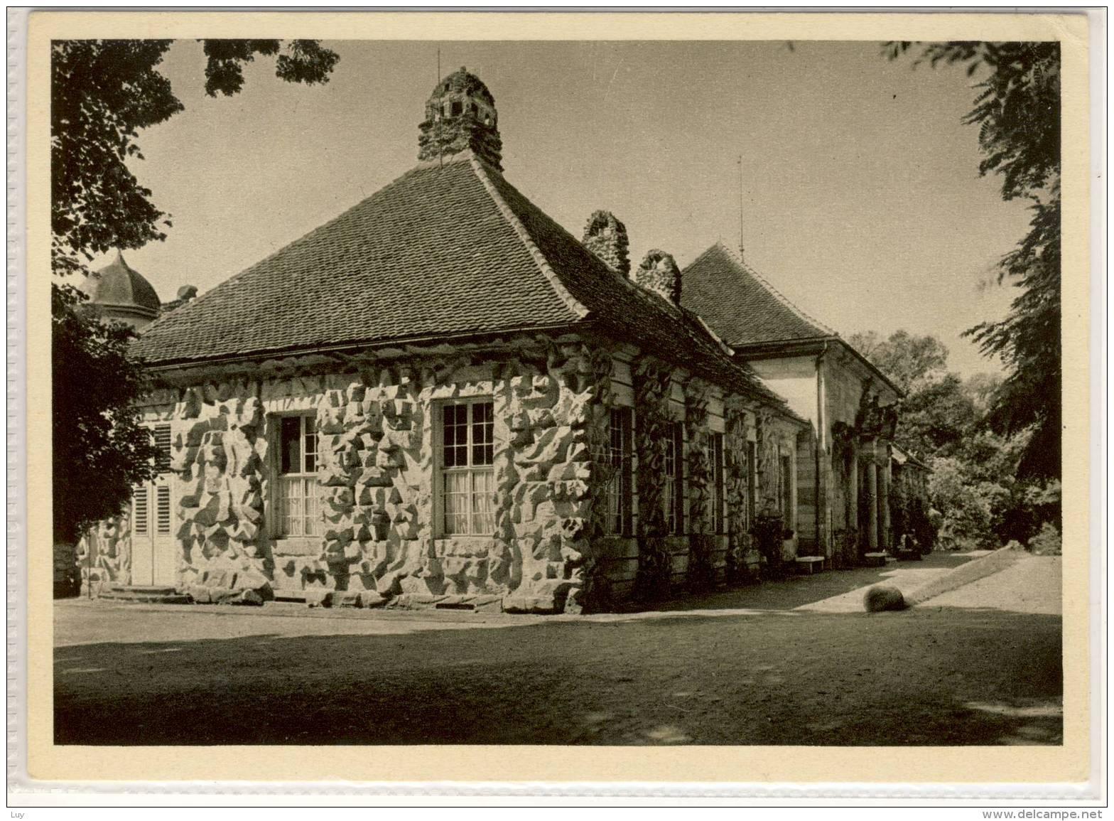 Eremitage BAYREUTH, Oberes Schloss, Flügelbau, Lustschloss, Bayerischer Staatsbesitz - Bayreuth