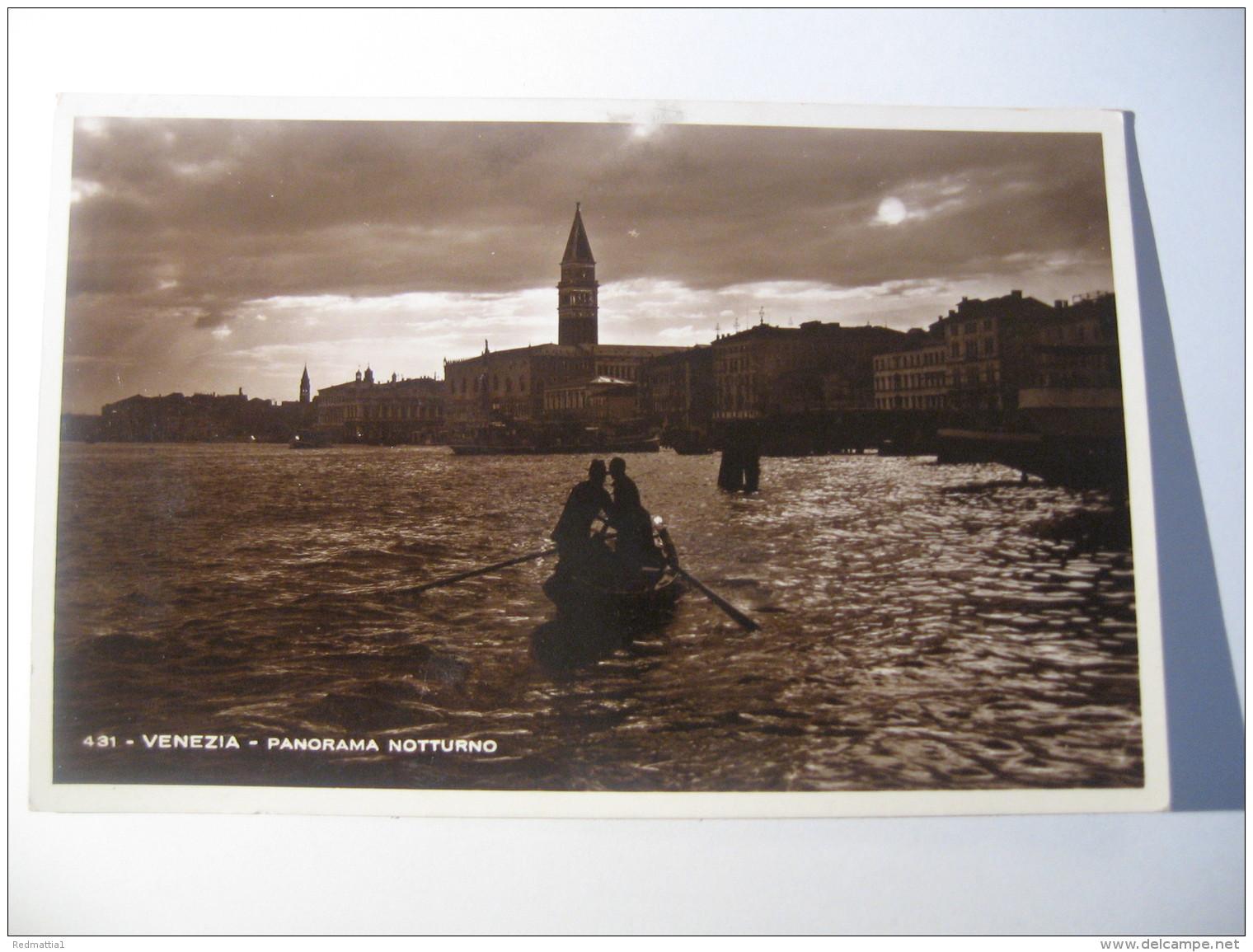 VENEZIA -  PANORAMA NOTTURNO - Venezia