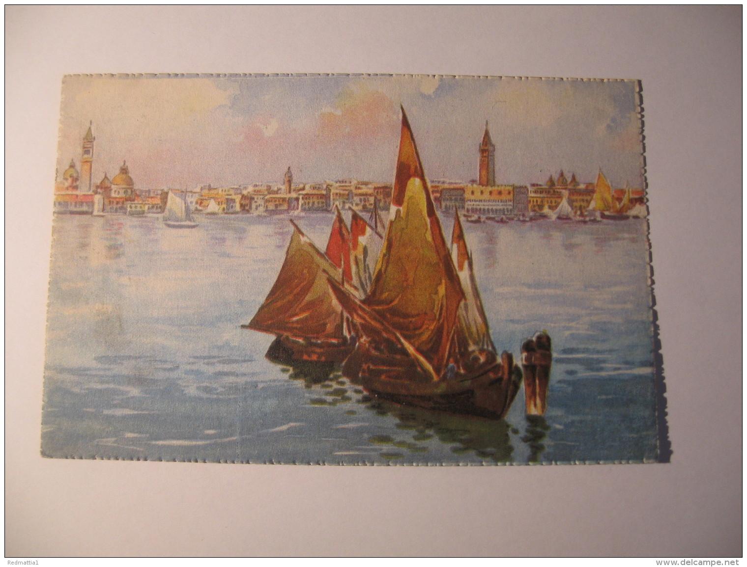 VENEZIA -  PANORAMA DAL MARE - Venezia
