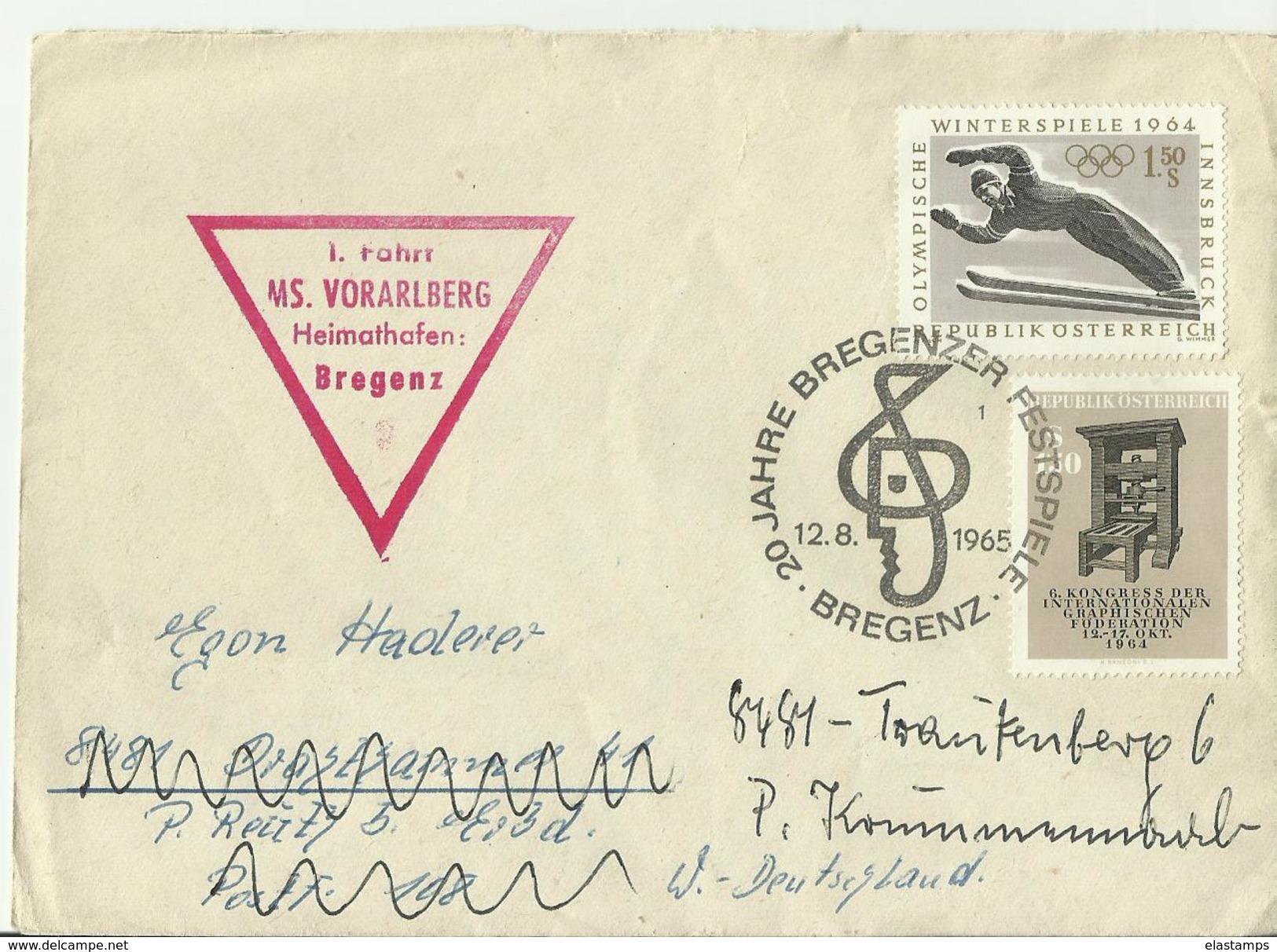 AT CV 1965 - 1945-.... 2. Republik