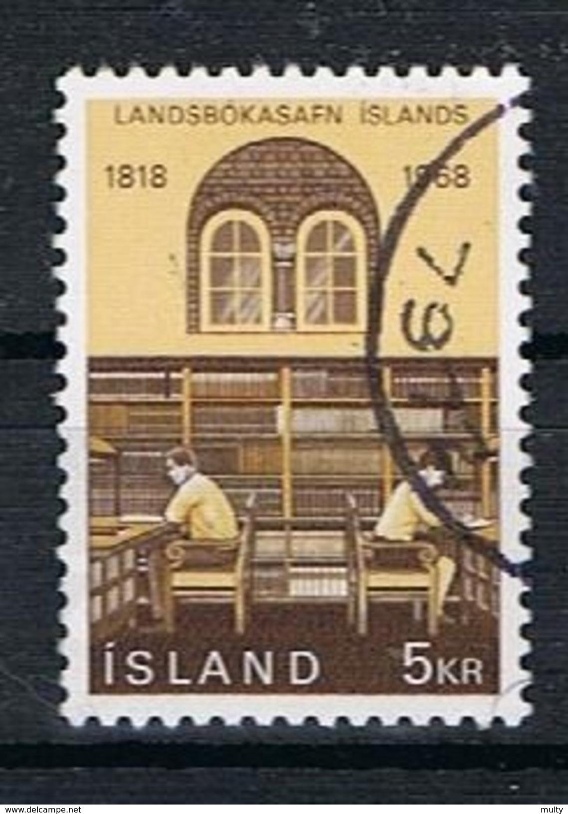 Ijsland Y/T 377 (0) - 1944-... Republique