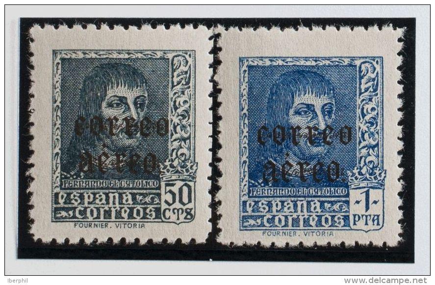 ESTADO ESPAÑOL Fernando El Católico ** 845/46hcc - 1931-Today: 2nd Rep - ... Juan Carlos I