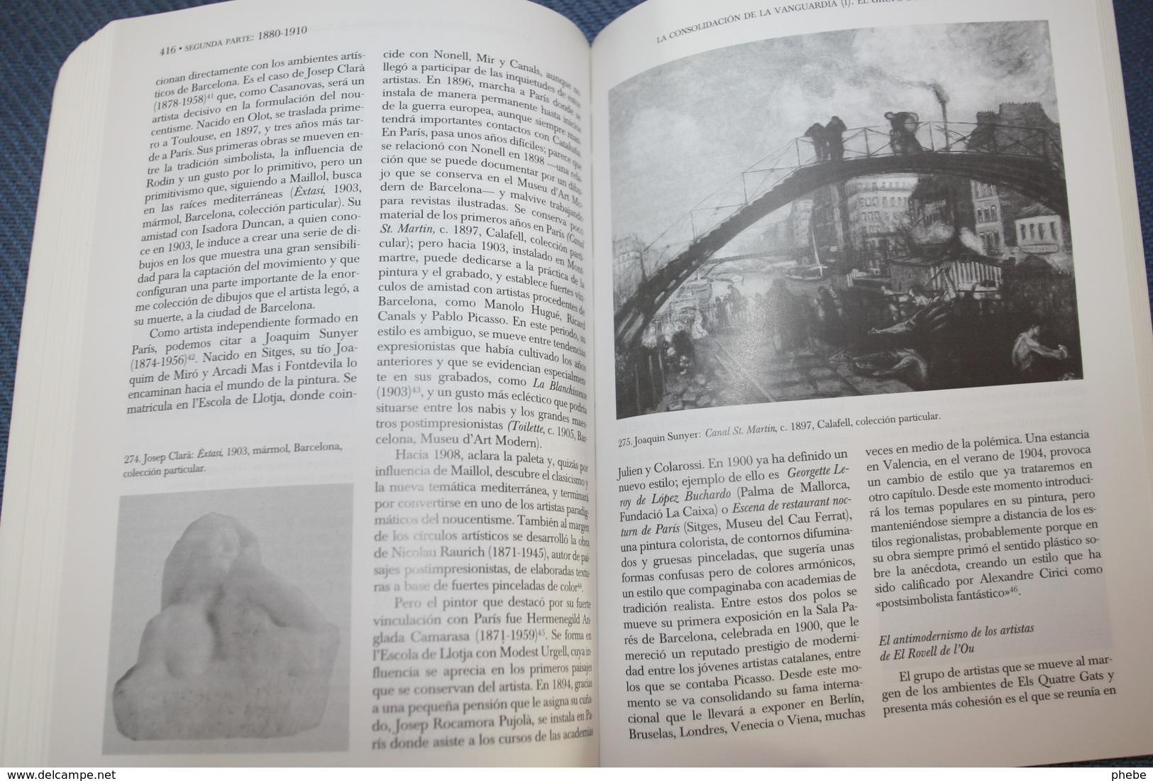 REYERO FREIXA / Pintura Y Escultura En Espana 1800-1910 - Culture