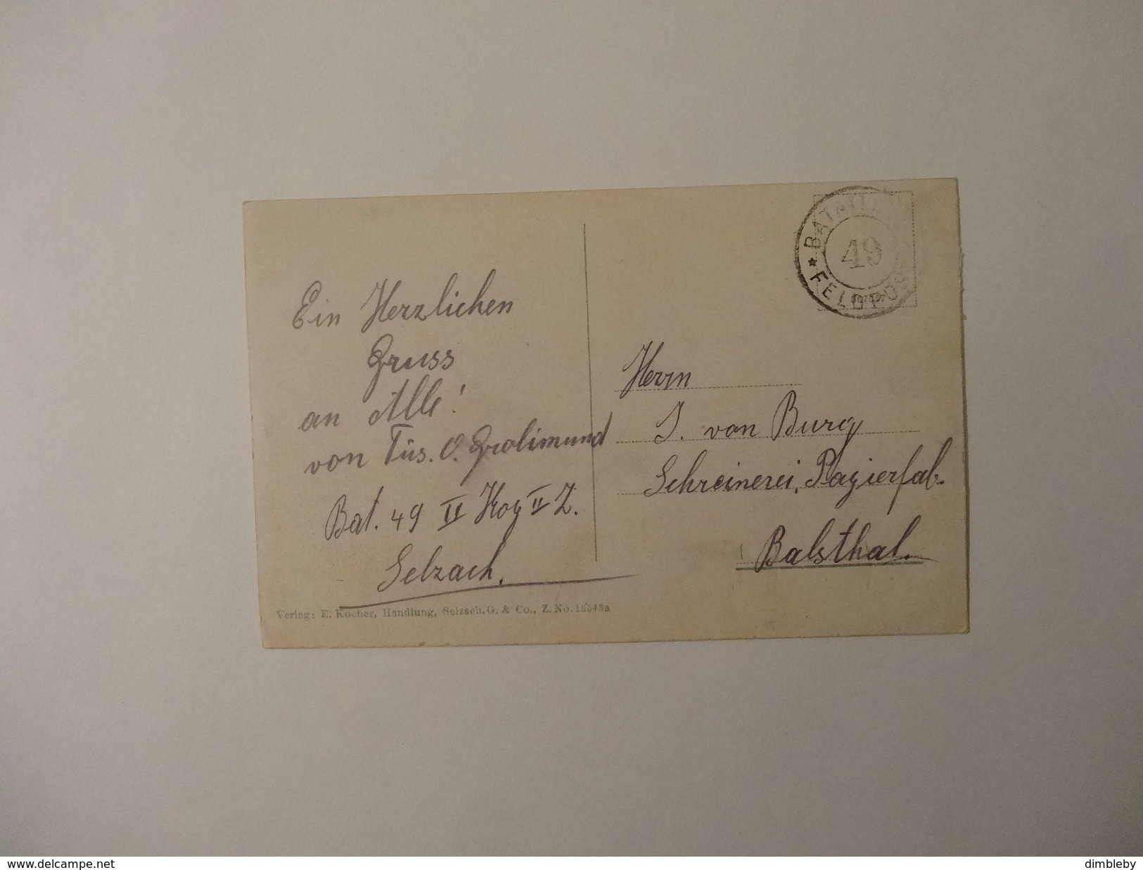 Selzach Mit Jura (91) - SO Solothurn