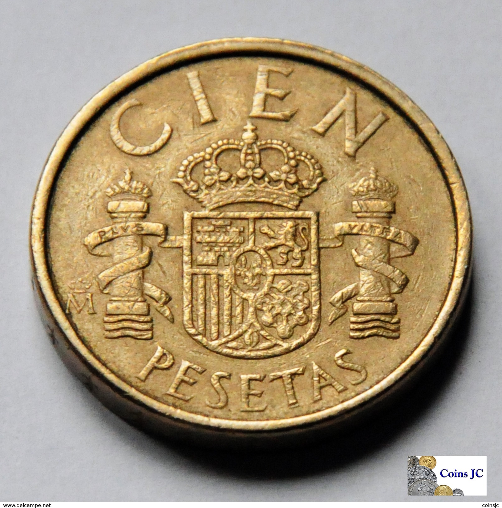 España - 100 Pesetas - 1990 - 100 Pesetas