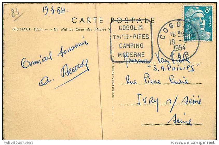 83 - 040217a - GRIMAUD - Un Nid Au Coeur Des Maures - Hôtel Beausoleil - Francia