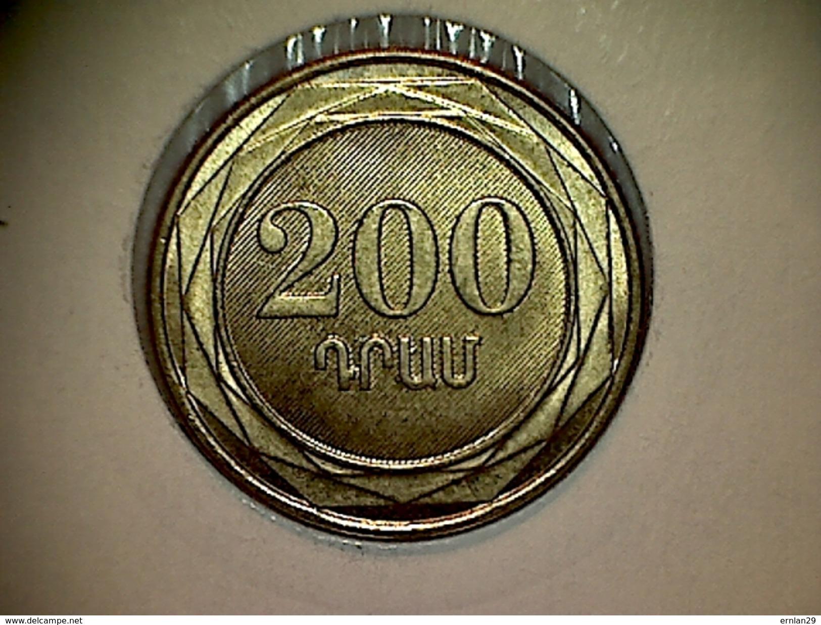 Armenie 200 Dram 2003 - Armenia