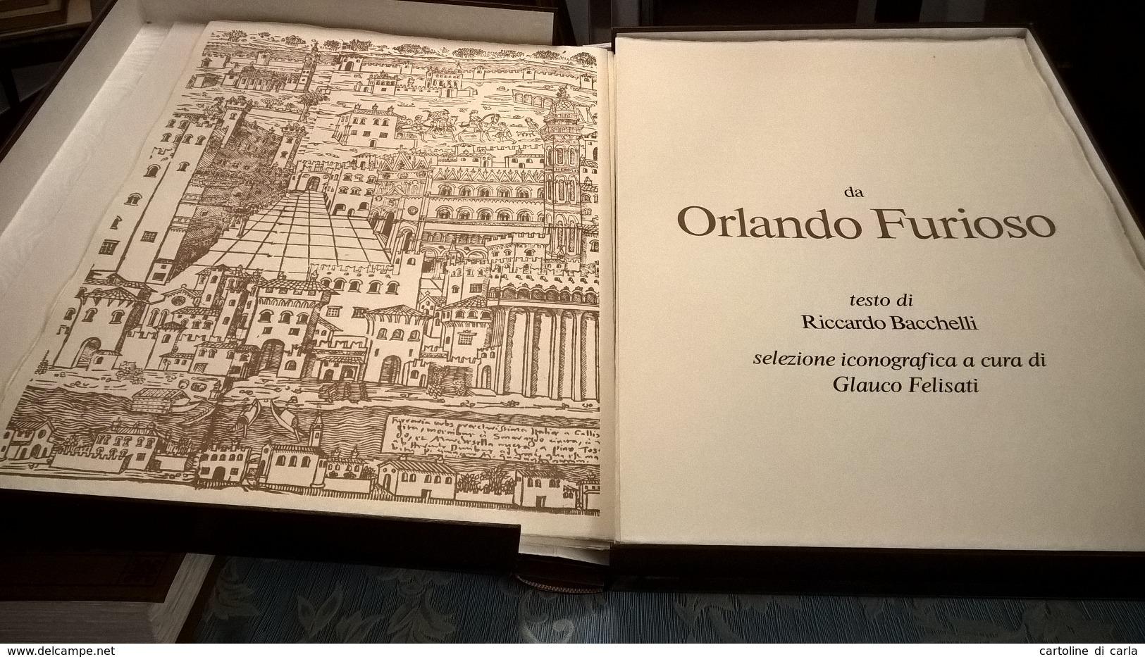 ARIOSTO - ORLANDO FURIOSO - Libri, Riviste, Fumetti