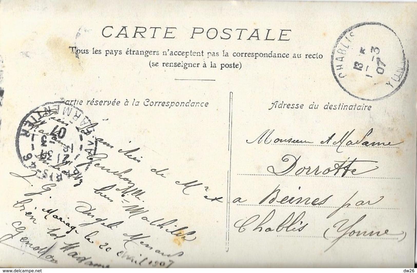 Scène De La Vie Aux Champs: La Moisson - Illustration - Cultures