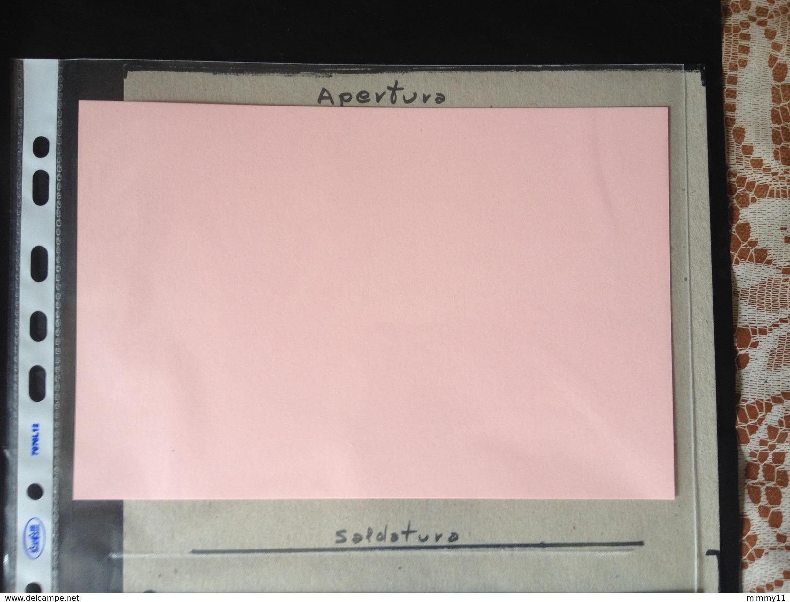 Fogli Trasparenti Alto Spessore A Fori UniversAlbum A Fg/special - ( PER Collezionare Carnet Prestige Ptt Post OLANDA ) - Stamps