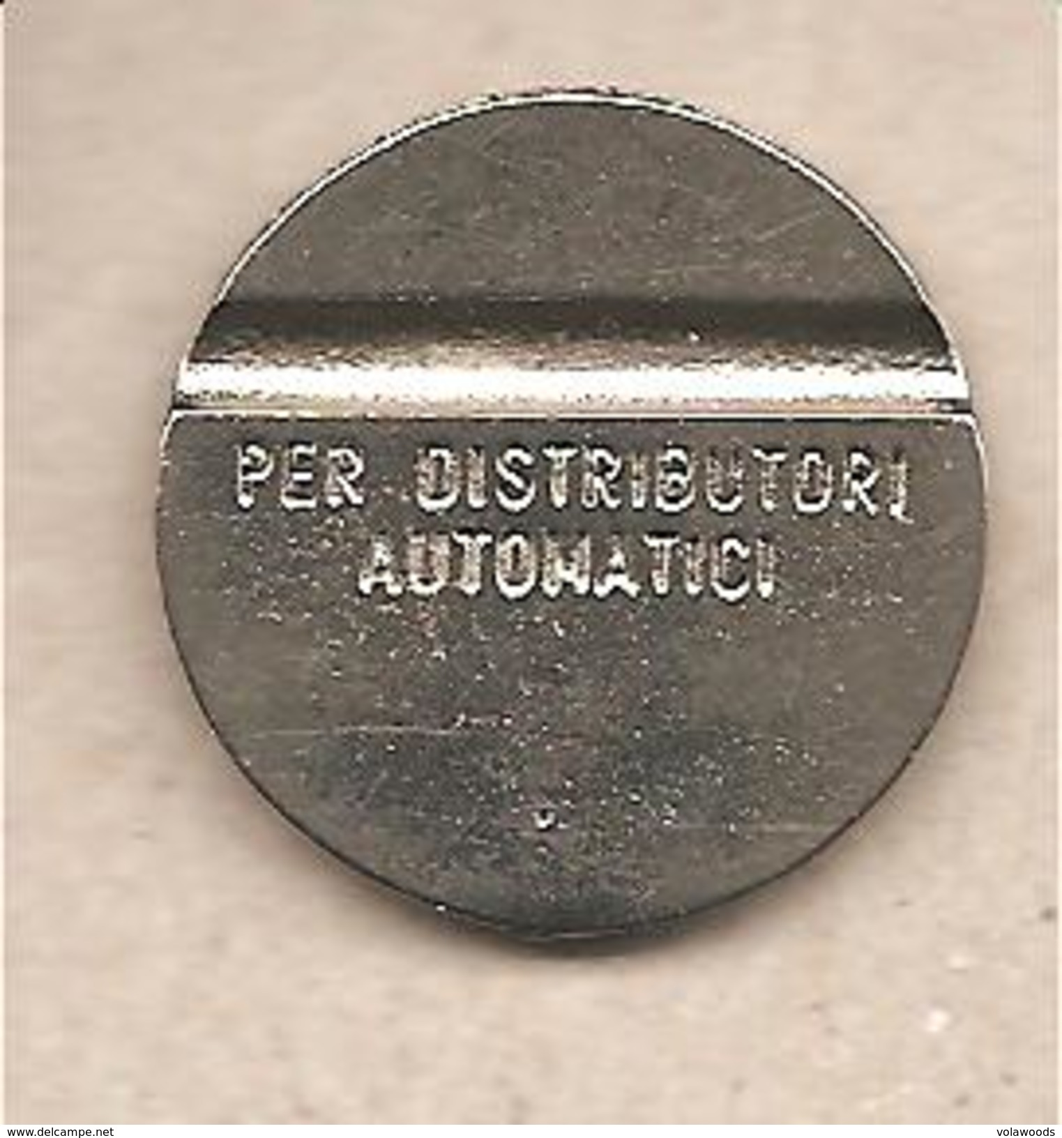 Italia - Gettone  Circolato: Per Distributori Automatici - Altri