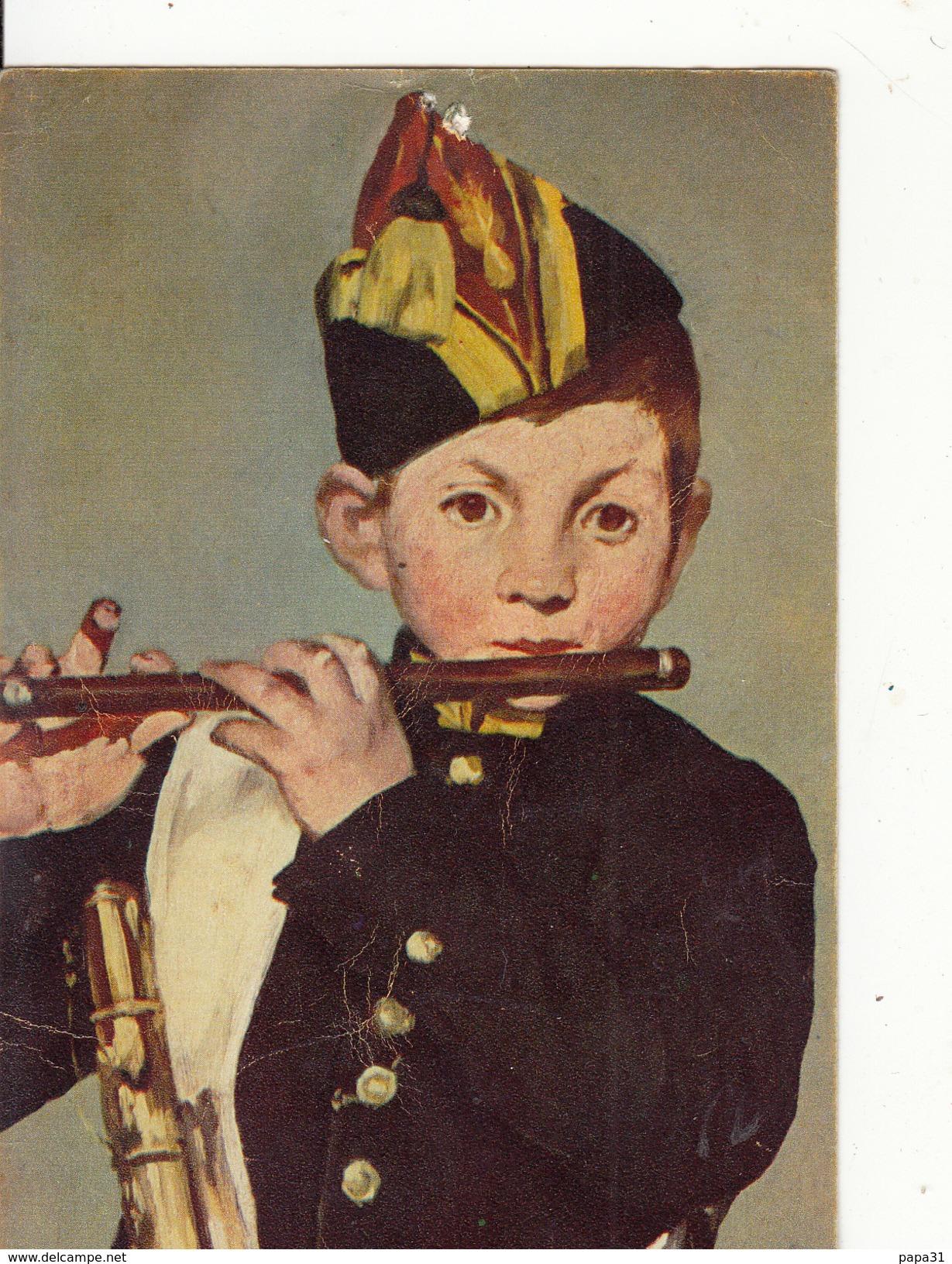 MANET - Joueur De Fifre - Paintings