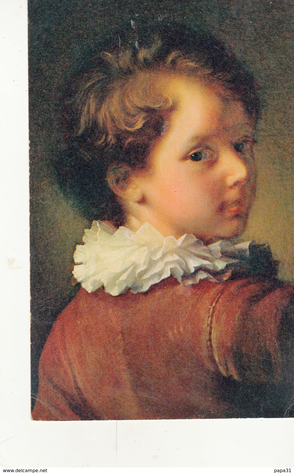 GRIMOU - Un Pélerin - Paintings