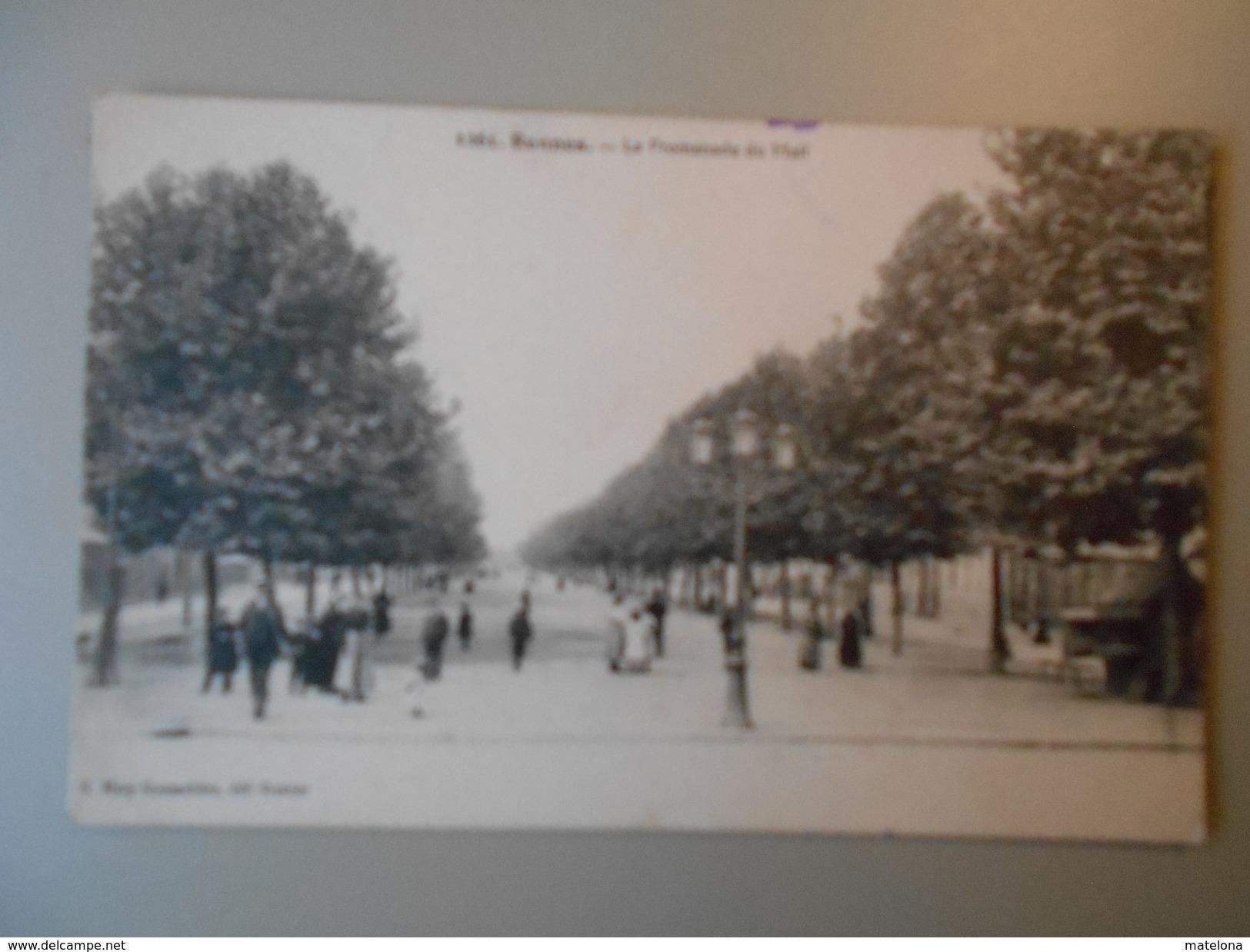 ILLE ET VILAINE RENNES LA PROMENADE DU MAIL - Rennes