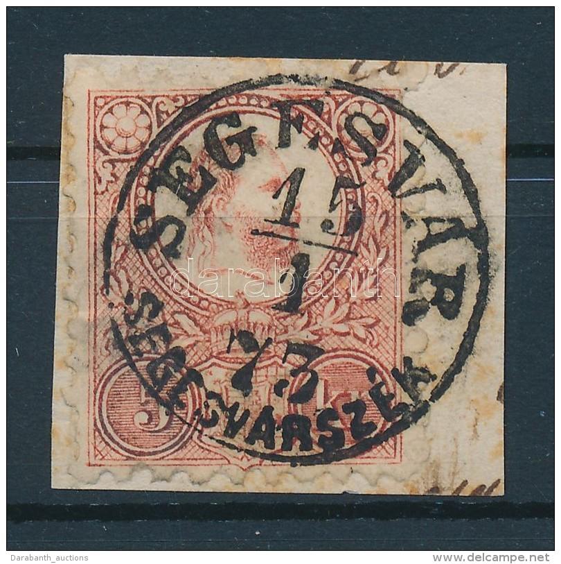 'SEGESVÁR SEGESVÁRSZÉK' - Stamps