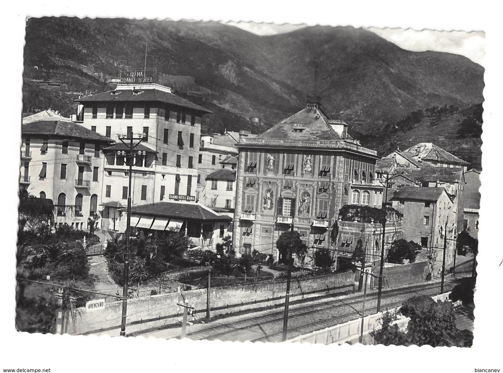 CARTOLINA DI ARENZANO - GENOVA - 3 - Genova