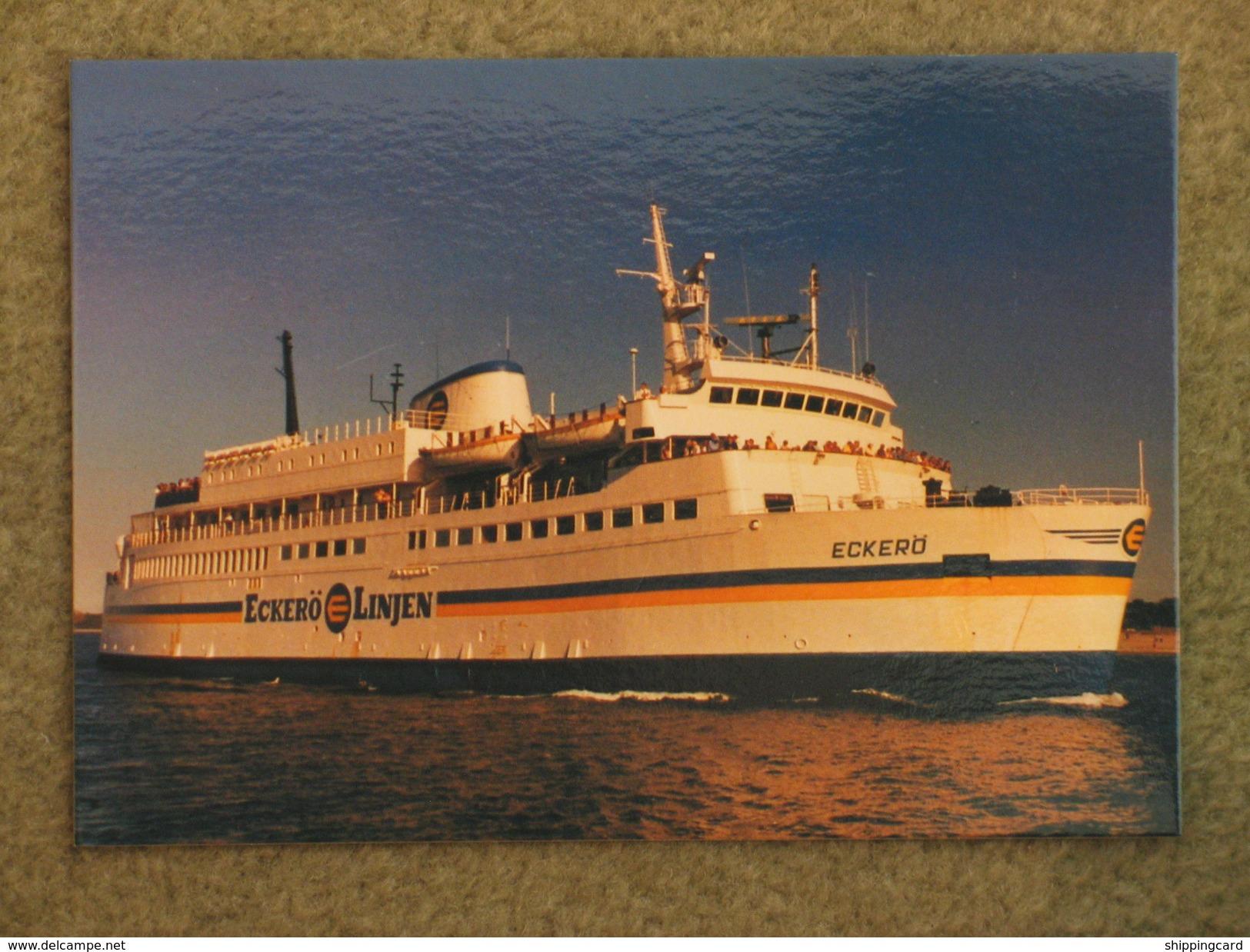 ECKERO LINJEN ECKERO - Ferries