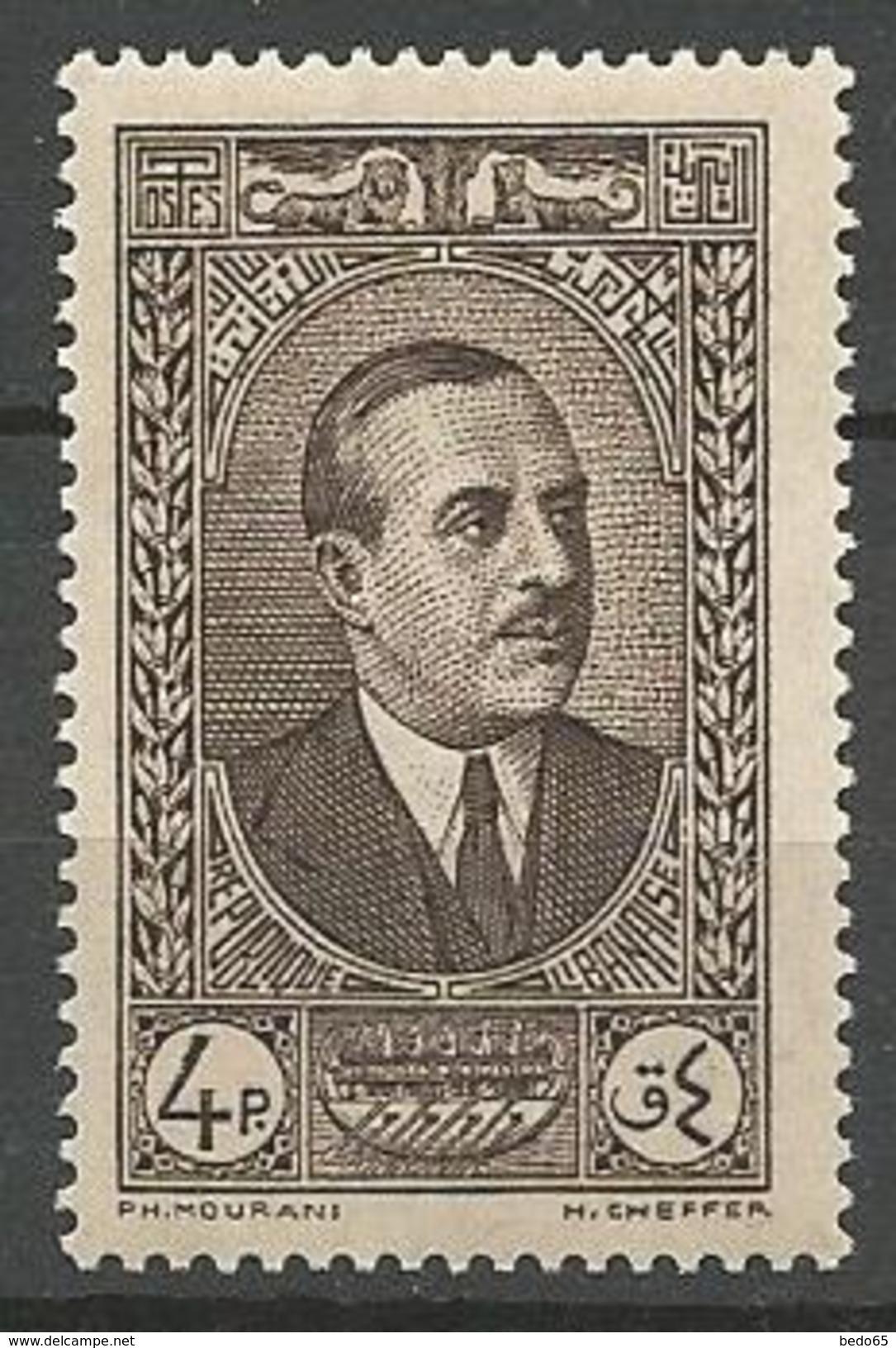 GRAND LIBAN   N° 153 NEUF** LUXE   SANS CHARNIERE / MNH - Great Lebanon (1924-1945)