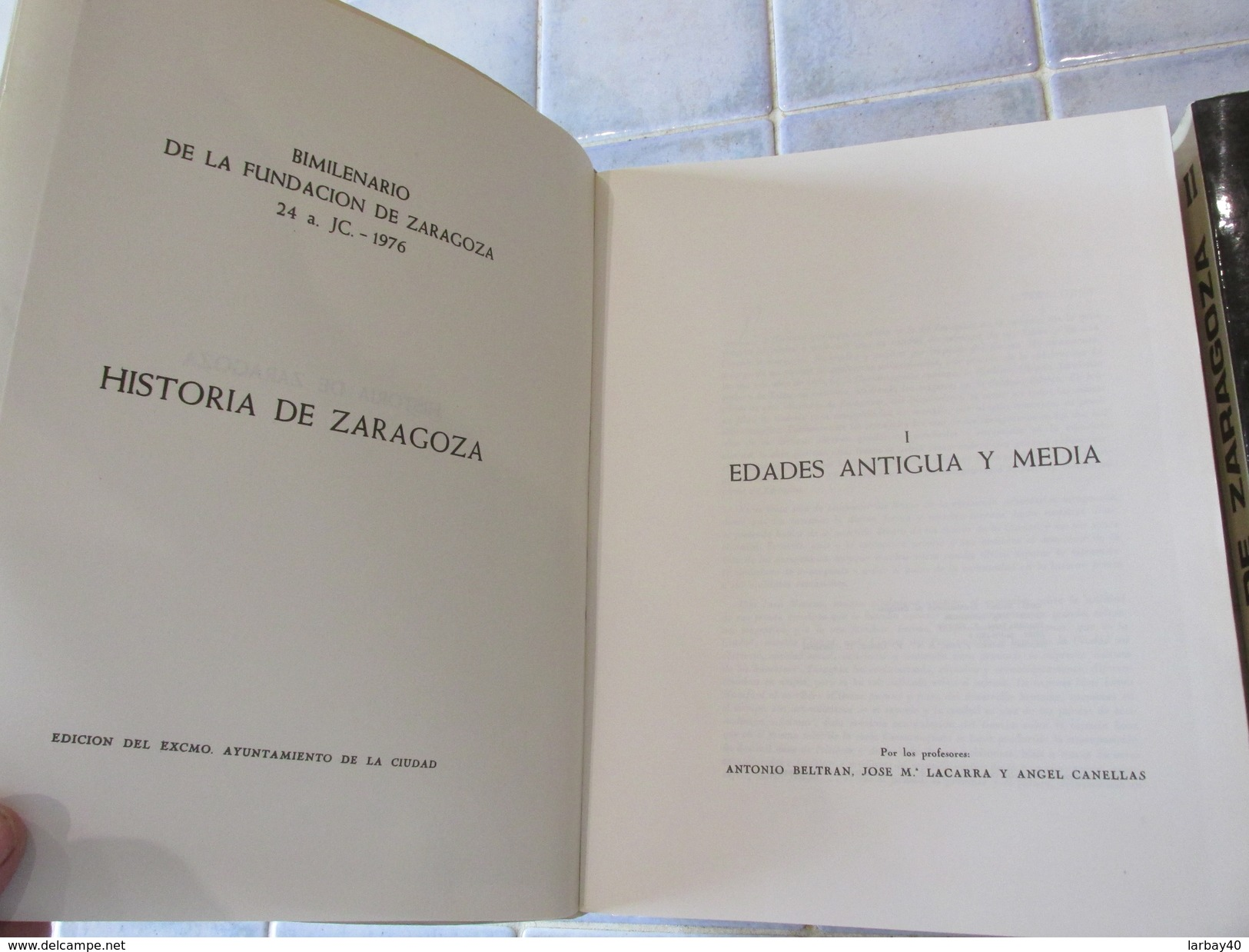 Historia De Zaragoza . Edad Moderna Antigua Y Media - Culture