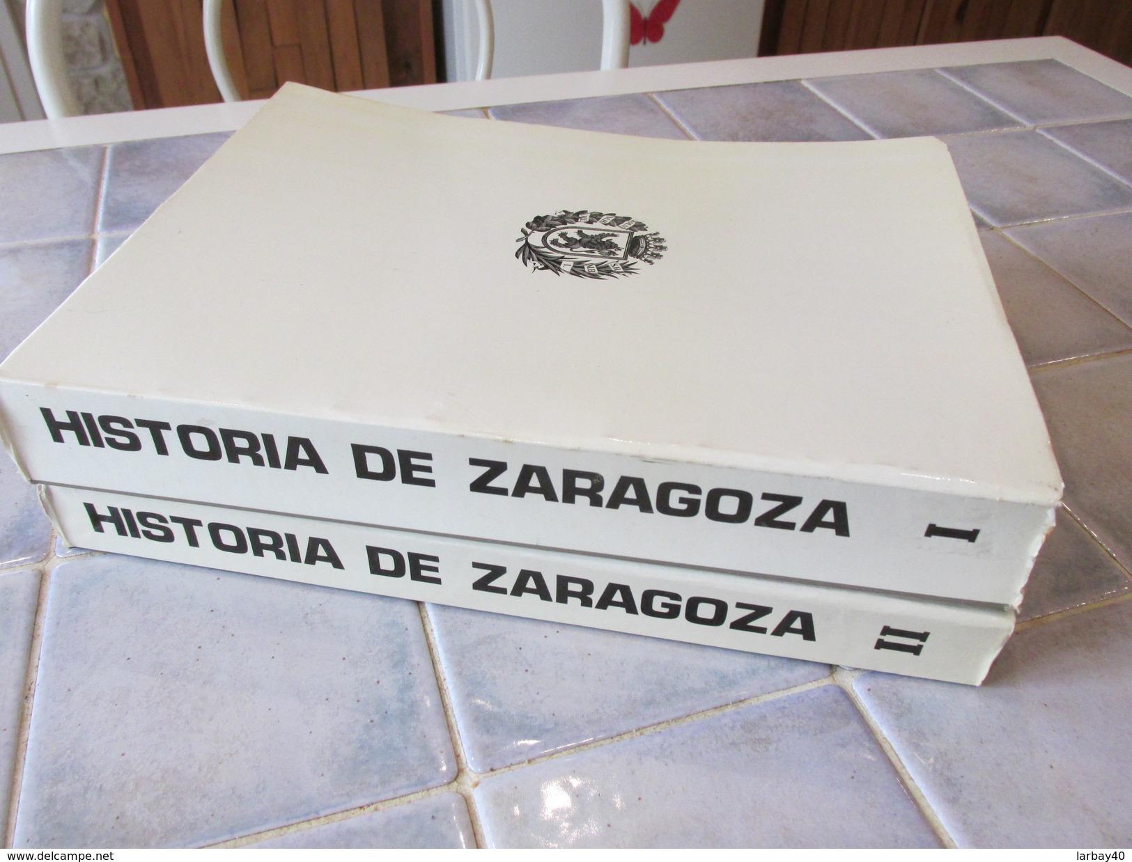 Historia De Zaragoza . Edad Moderna Antigua Y Media - Ontwikkeling