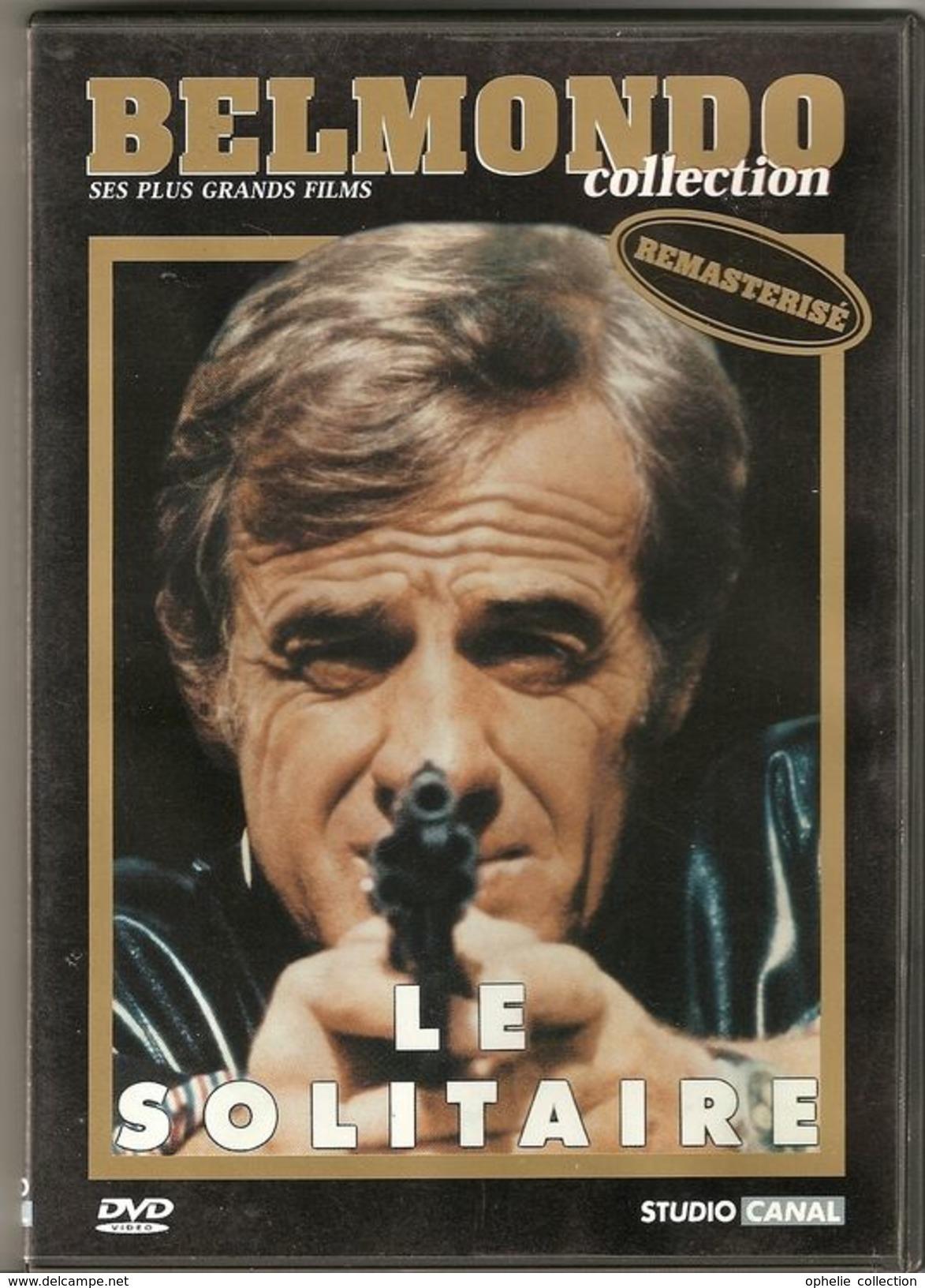 LE SOLITAIRE - BELMONDO Collection - Policiers