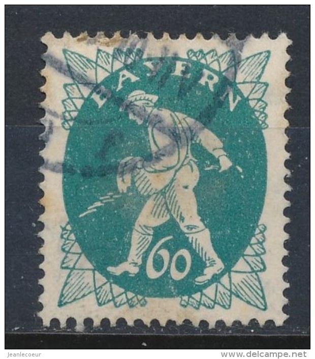 Beieren/Bavaria/Baviere/Bayern 1920 Mi: 185 (Gebr/used/obl/o)(797) - Bavière