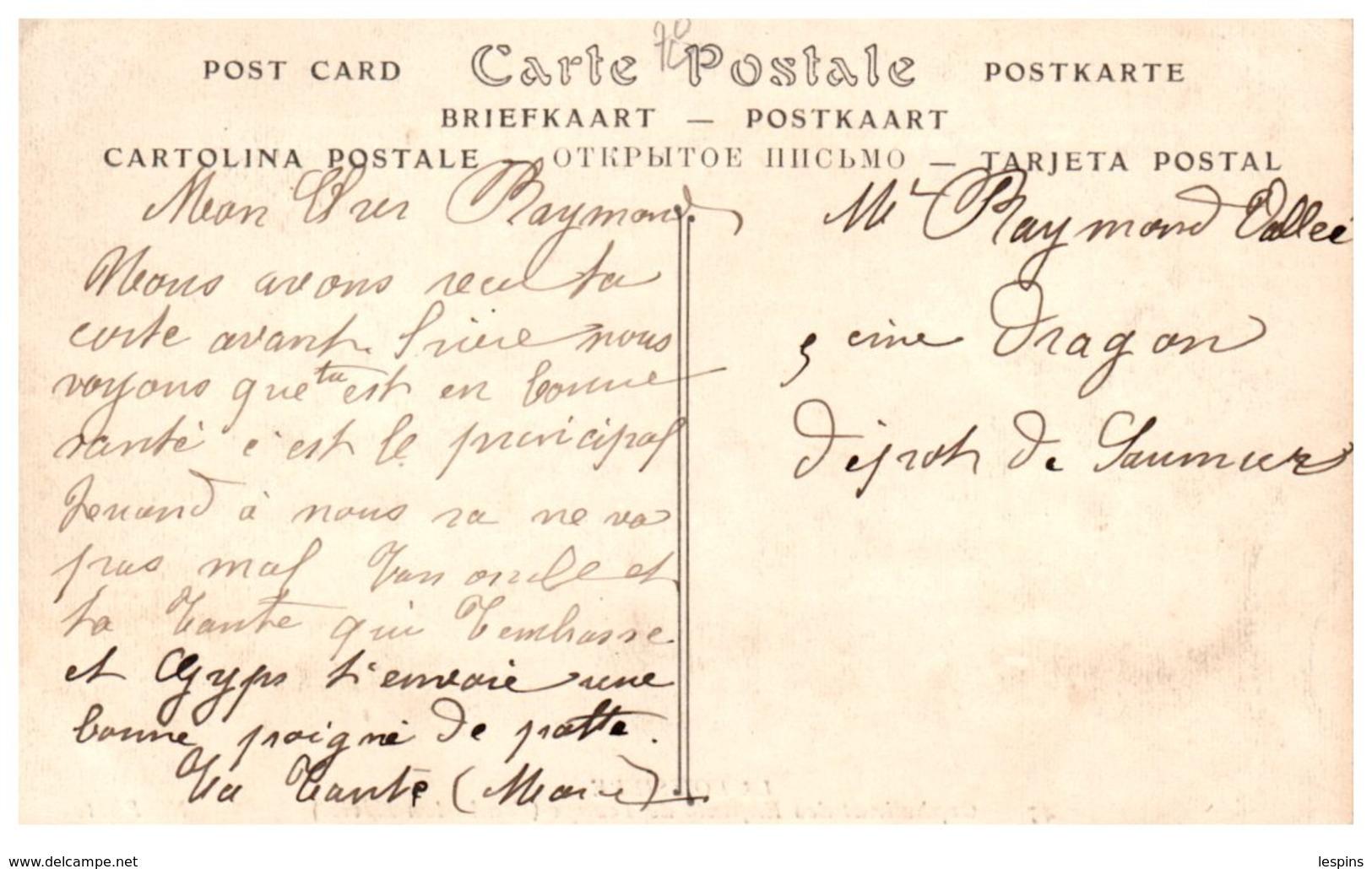 78 - La BOISSIERE --  Orphelinat Des Enfants - France