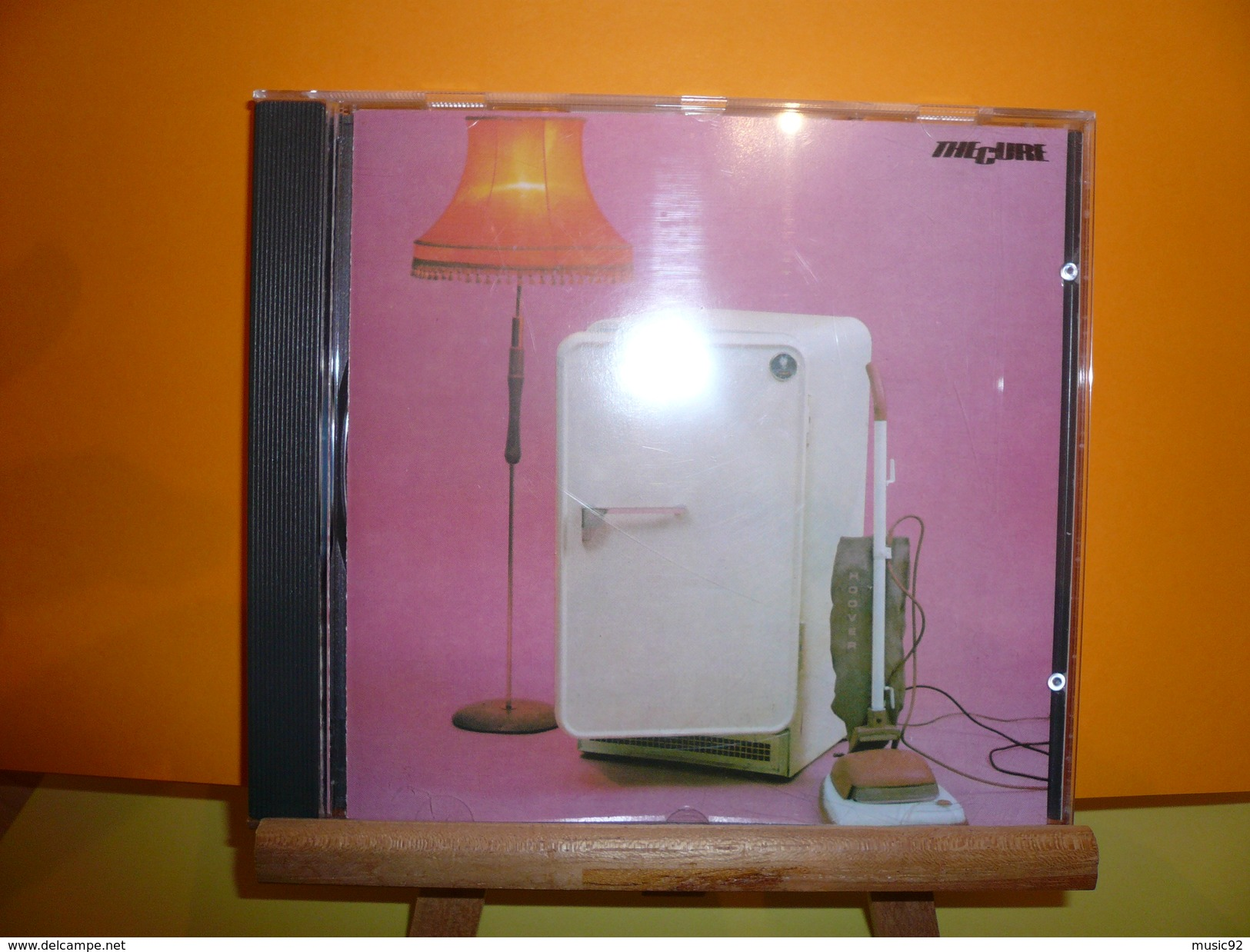 The Cure - CD Album - Three Imaginary Boys - New Age