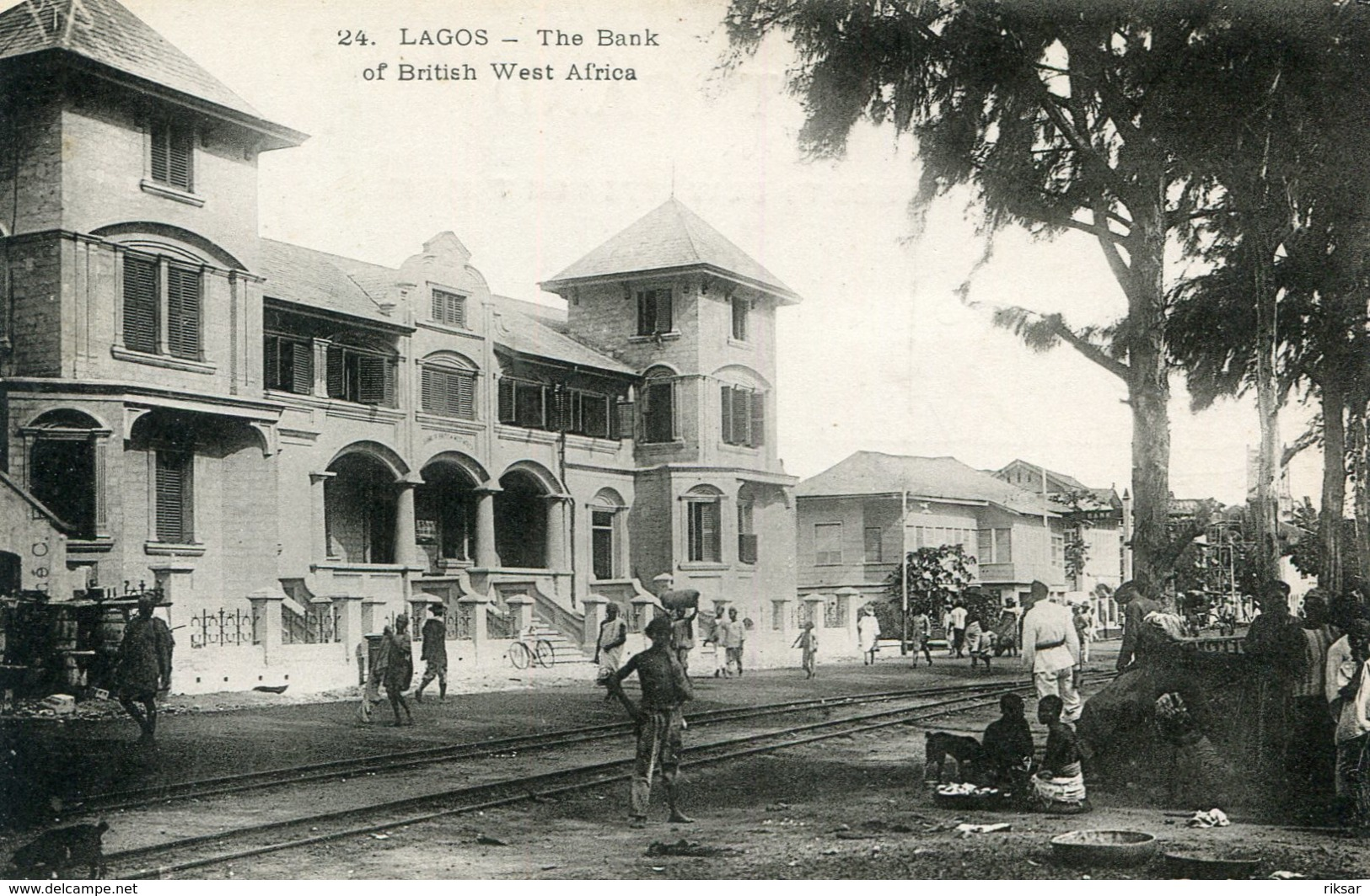 NIGERIA(LAGOS) BANQUE - Nigeria