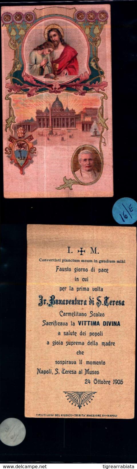 5414a)fr.bonaventura Di Sant.teresa - Jezus