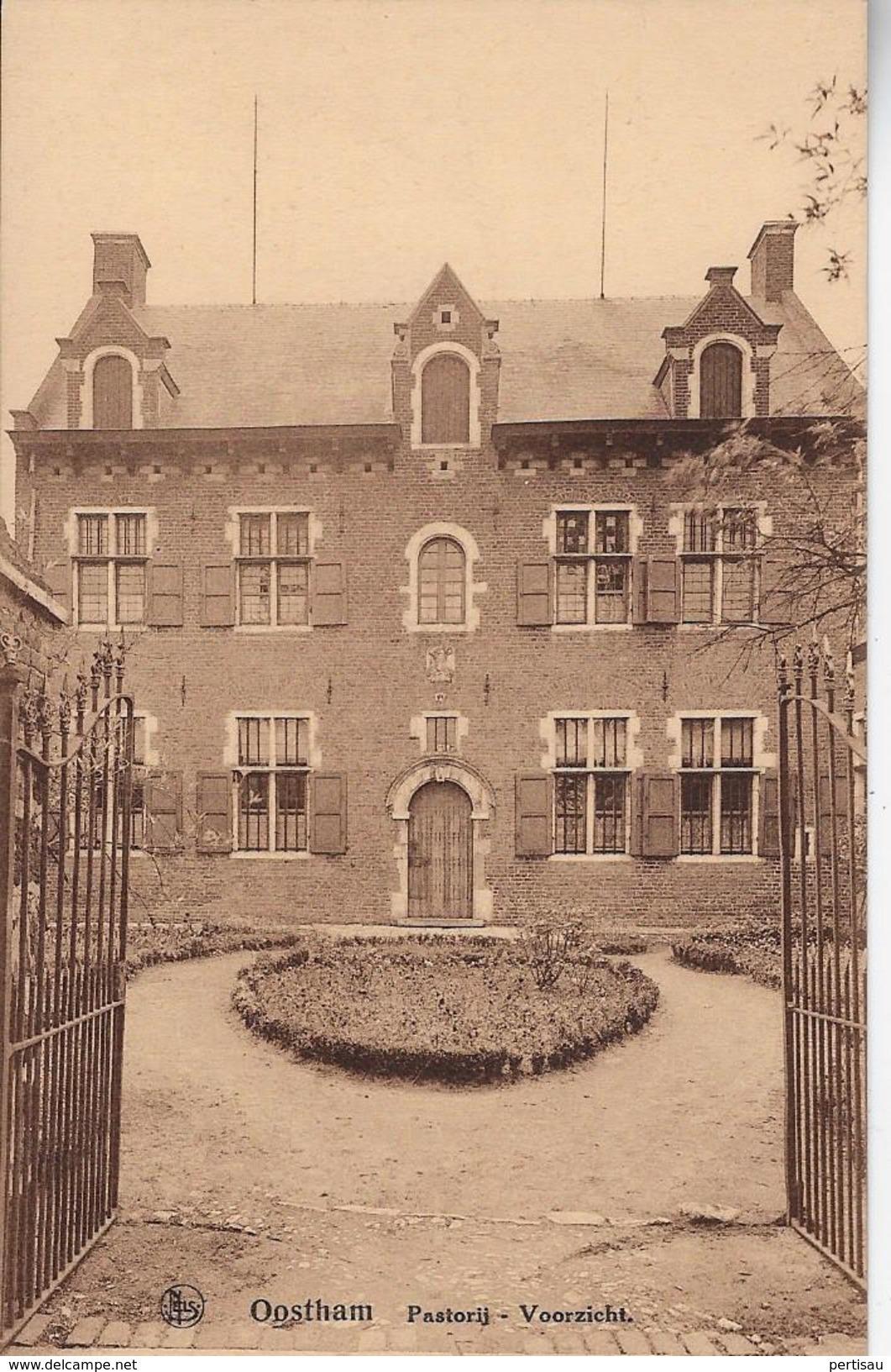 Pastorij Van Oostham - Ham