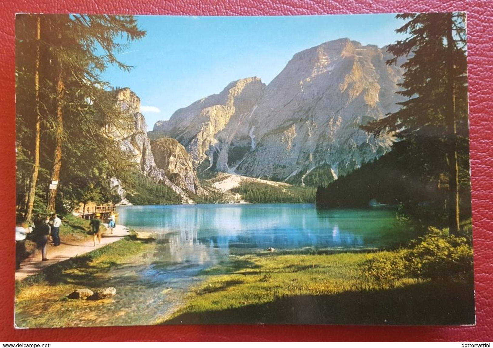 LAGO DI BRAIES - Pragser Wildsee - Braies (Bolzano) - Dolomiti Vg - Bolzano