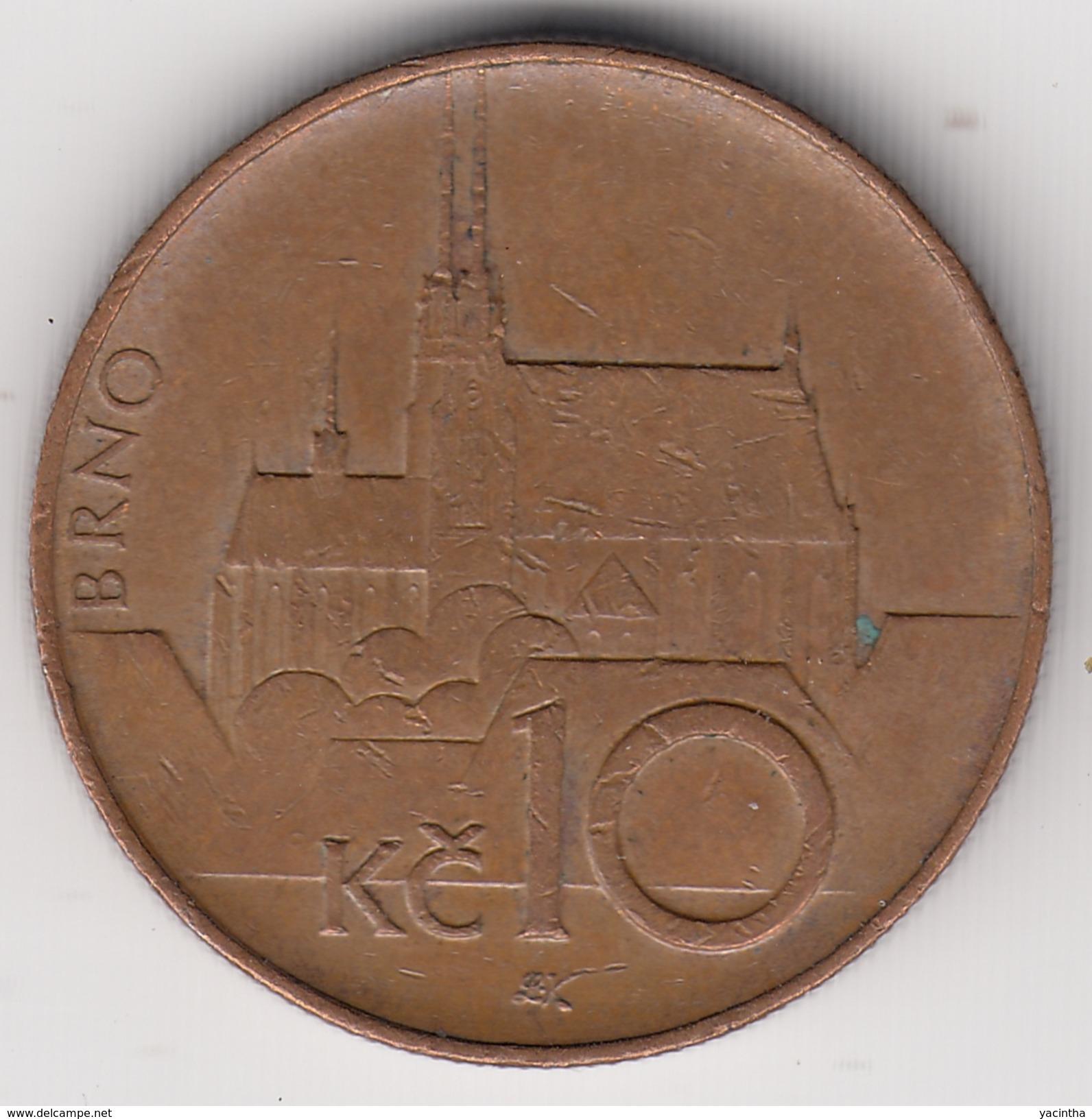 @Y@   Tsjechië   10 Korun    1996        (4892) - Repubblica Ceca