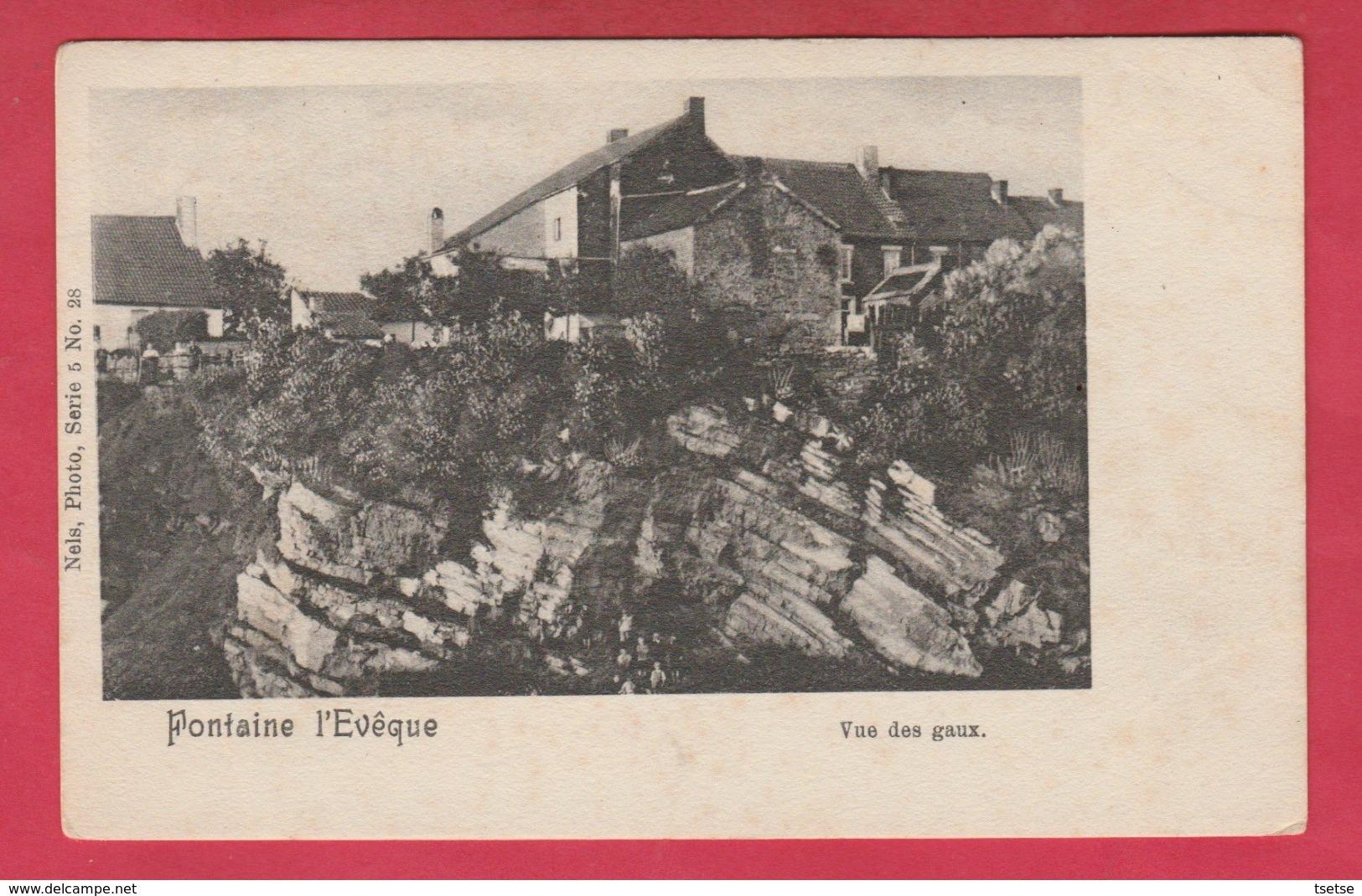 Fontaine L'Evêque - Vue Des Gaux ( Voir Verso ) - Fontaine-l'Evêque