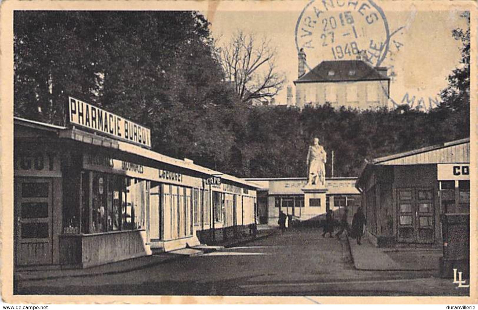 50 - Avranches, La Cité Commerciale - Avranches