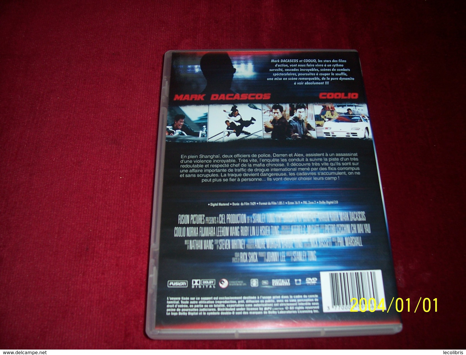 DIRECTLY OF CONTACT  °  PROMO  5 DVD ° POUR 10 EUROS °  AUX CHOIX - Policiers
