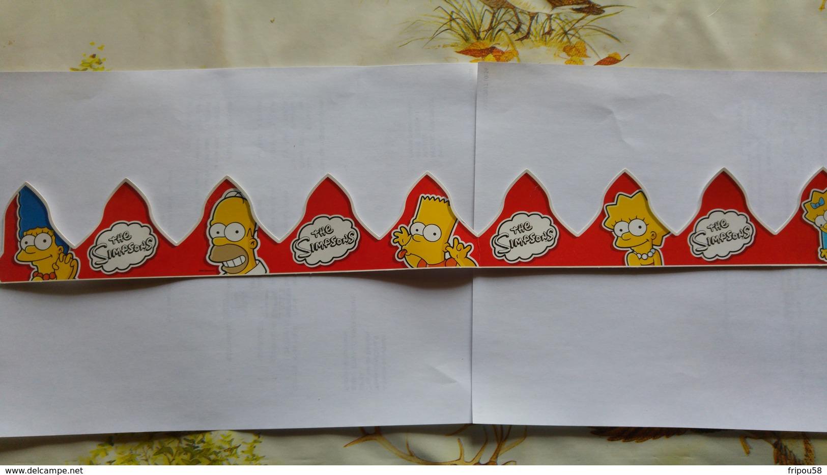 Couronne Des Rois Simpsons 2012 - Cartoons