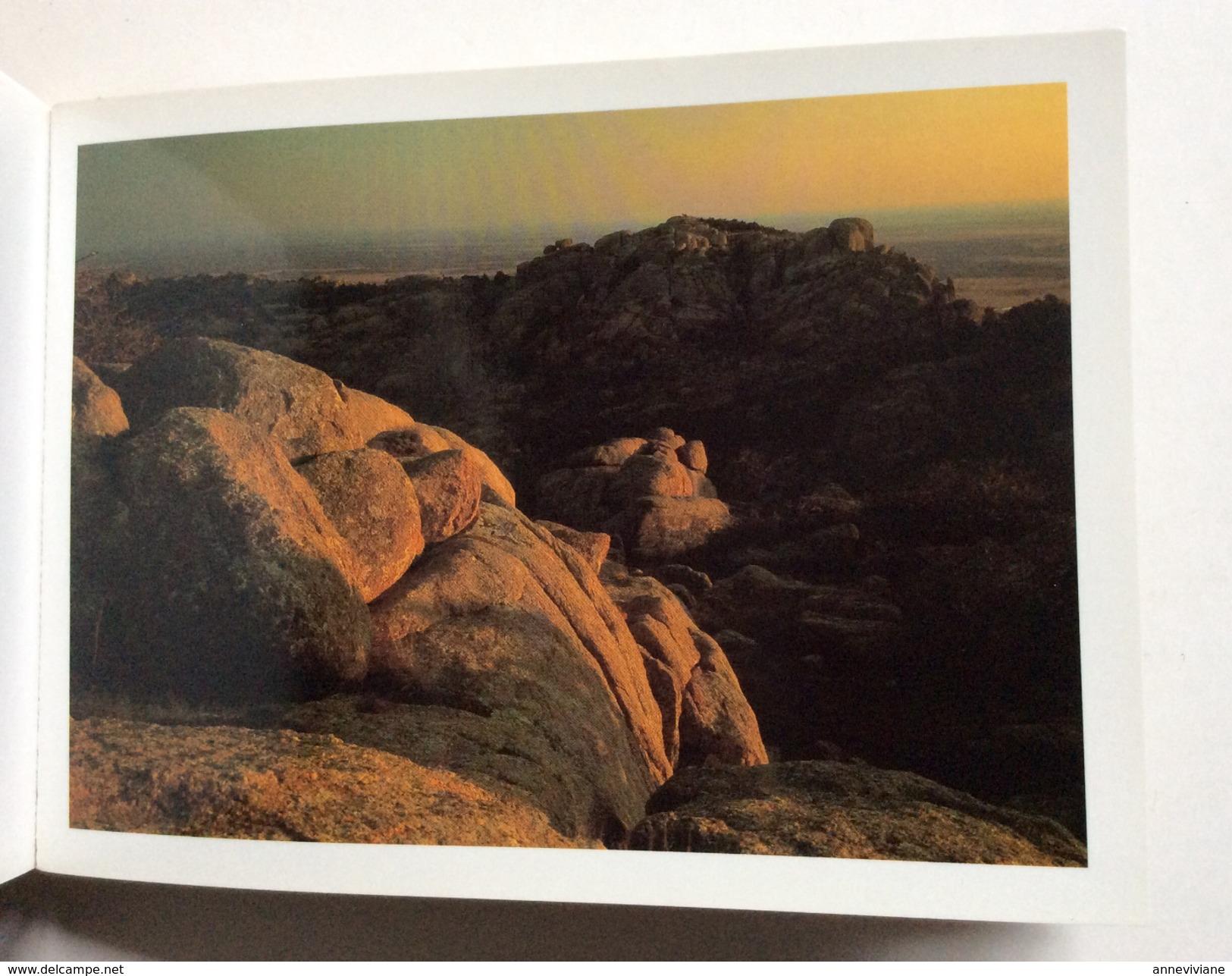 Oklahoma - A Book Of 21 Postcards - Etats-Unis
