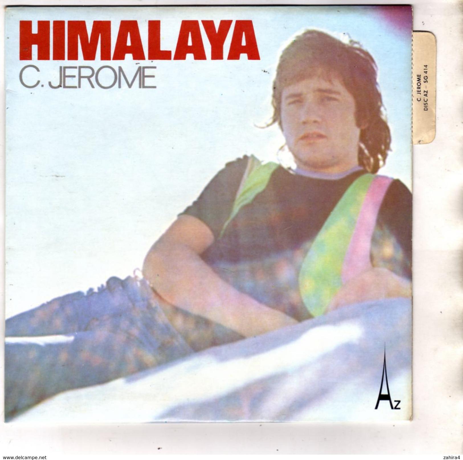 Himalaya  - C. Jérome  - AZ  - Phot. G. Spitzer  - SG 414 J - Vinyl-Schallplatten