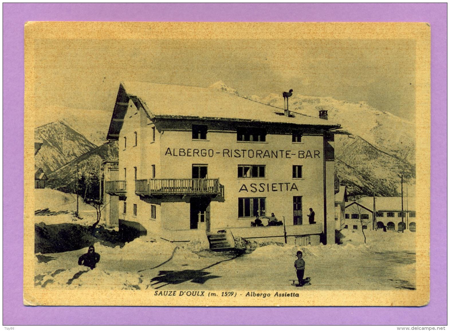 Sauze D'Oulx - Albergo Assietta - Italy