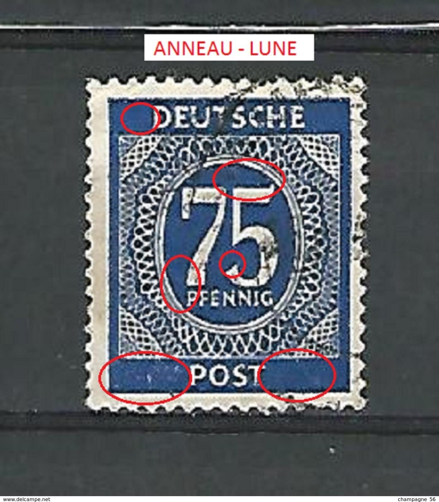 VARIÉTÉS 1946  N° 24   FILIGRANE G  OBLITÉRÉ - Gemeinschaftsausgaben