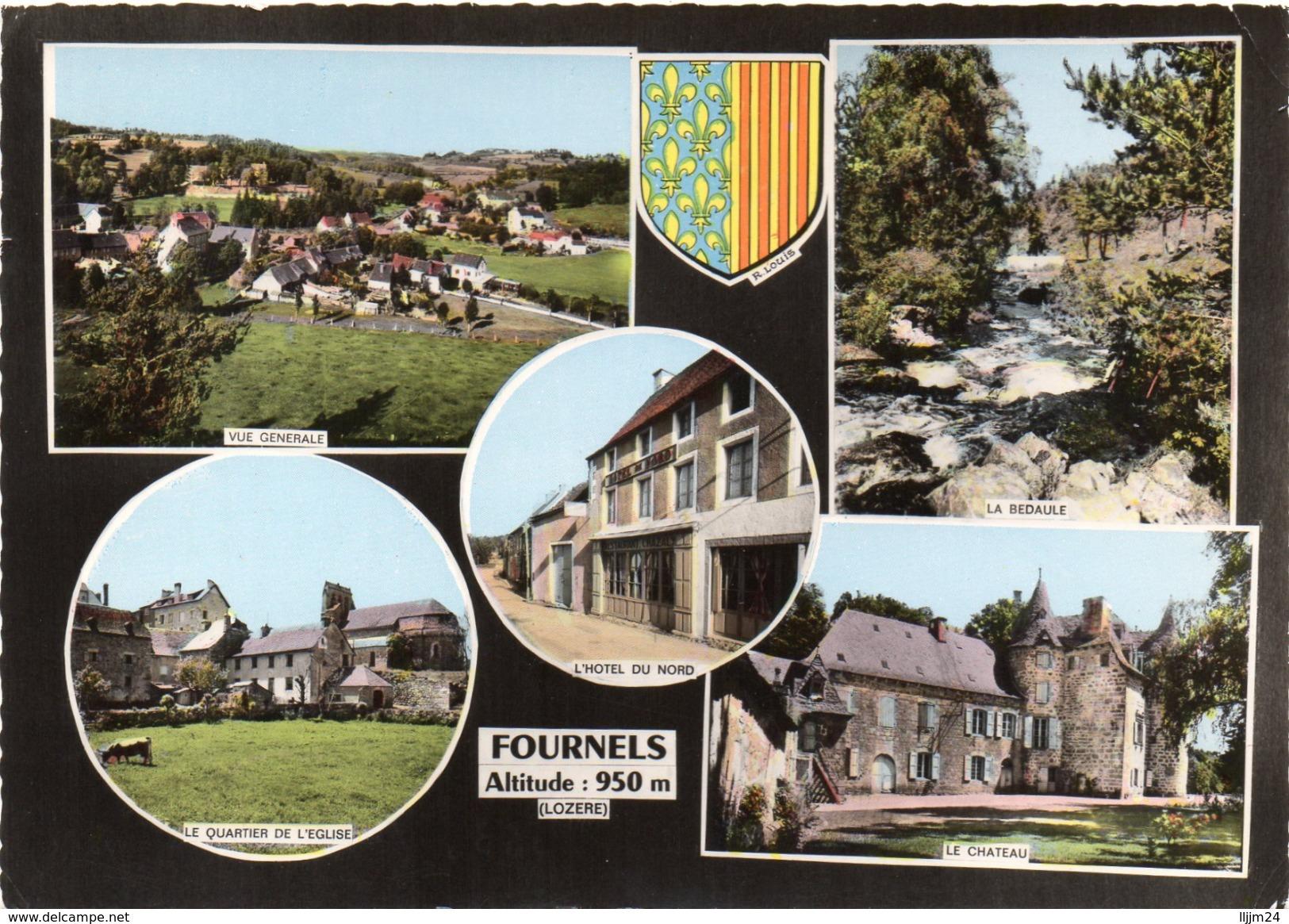 - FOURNELS - Multivues - - France